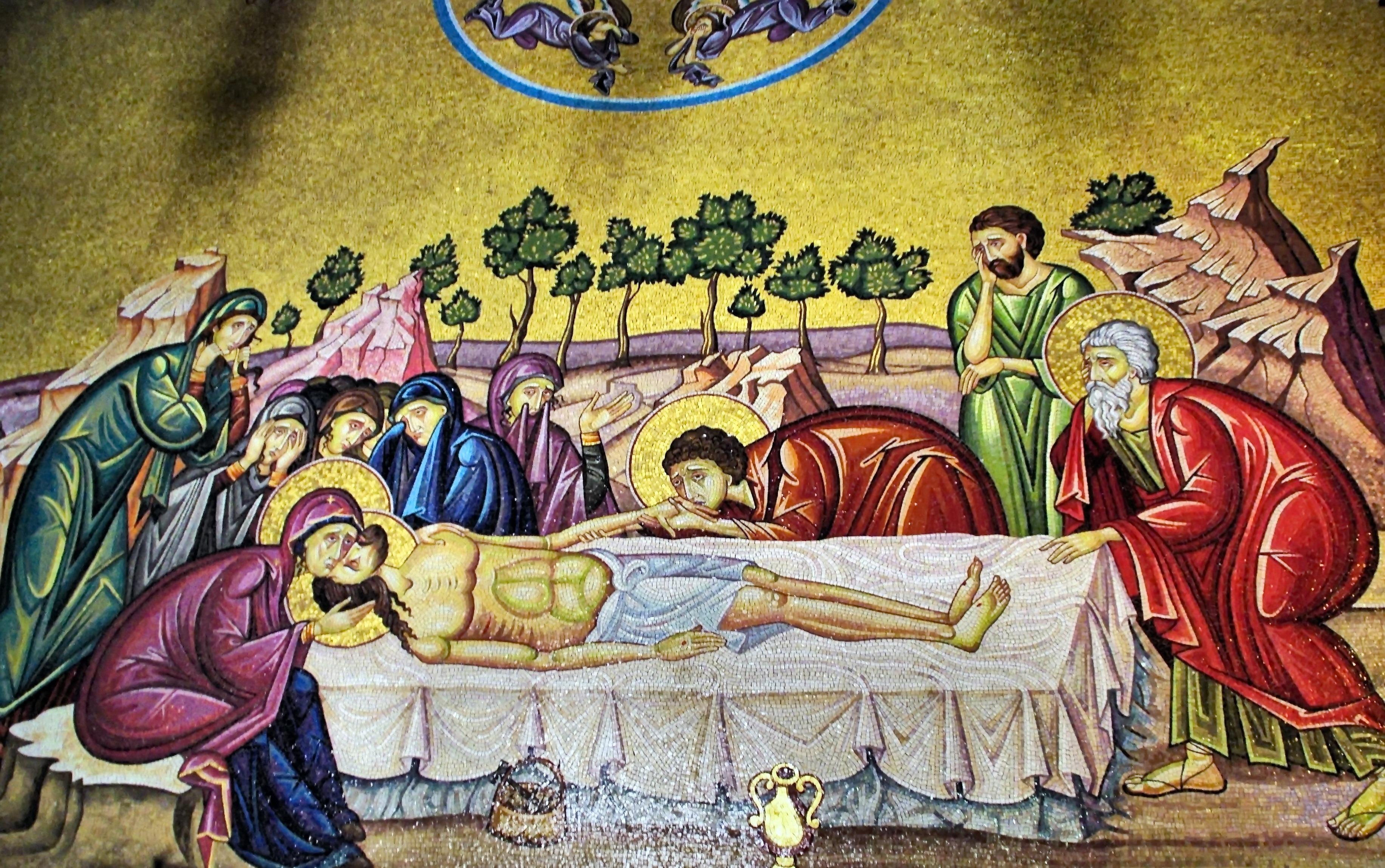 Gambar Agama Alkitab Kristus Seni Ilustrasi Iman Mosaik