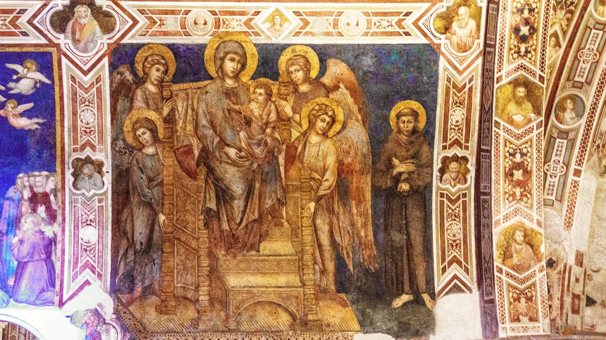 Très Images Gratuites : religion, église, lieu de culte, La peinture  IA76