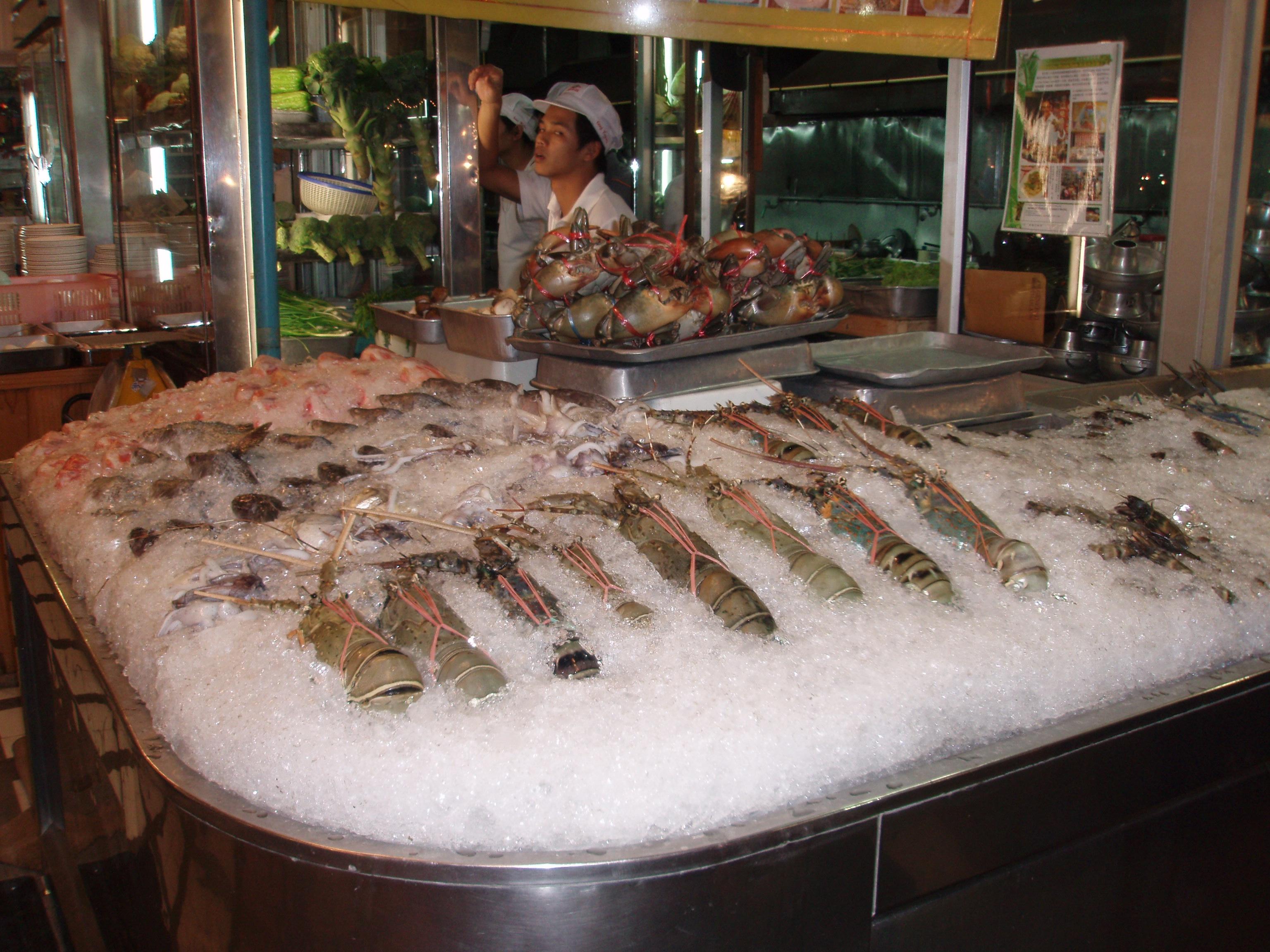 images gratuites : restaurant, plat, repas, aliments, poisson