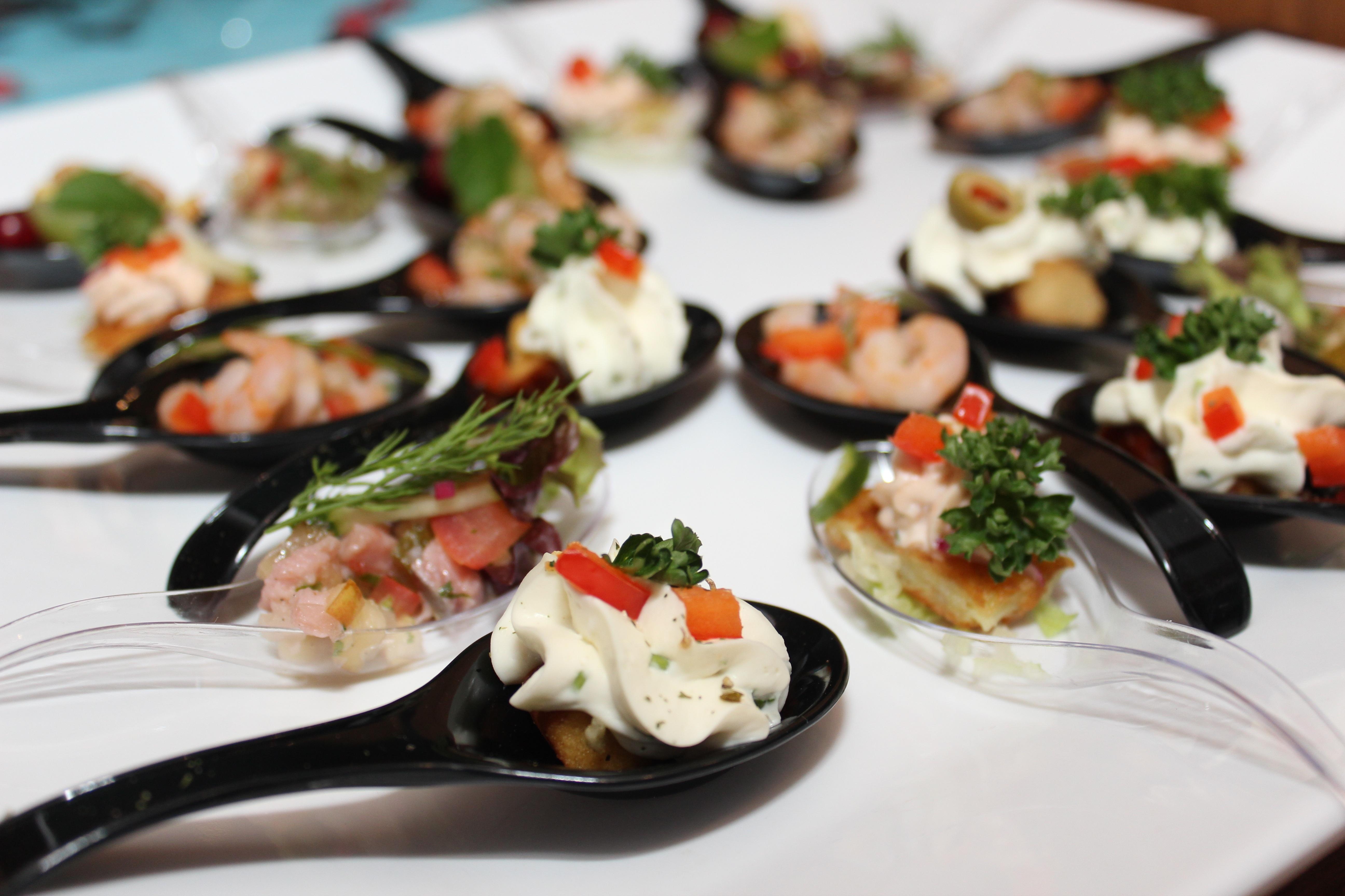 Bakgrundsbilder restaurang matr tt m ltid skaldjur for Canape restaurant