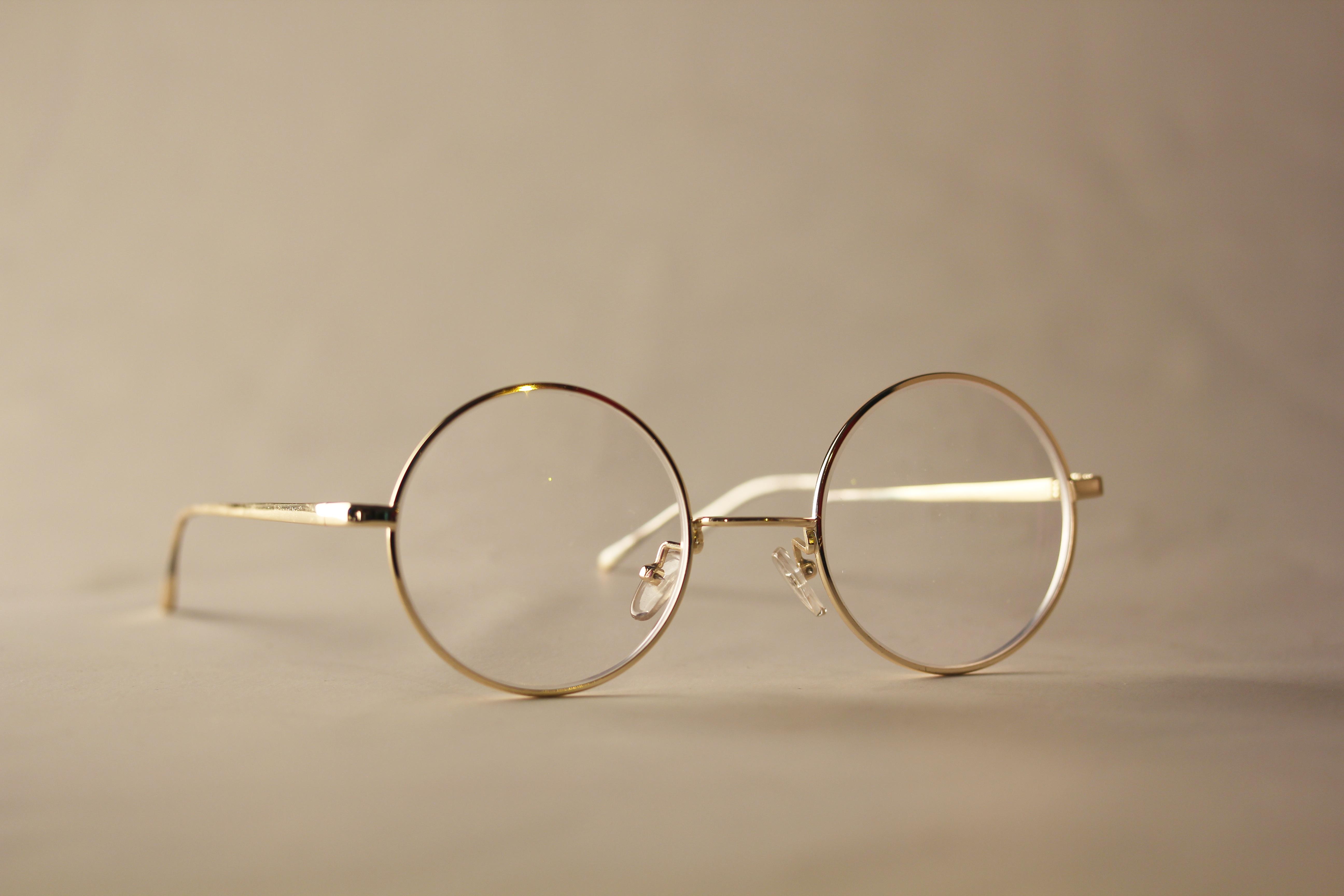 f9b43818f4e5 retro cirkel guld solbriller briller briller mode tilbehør vision pleje
