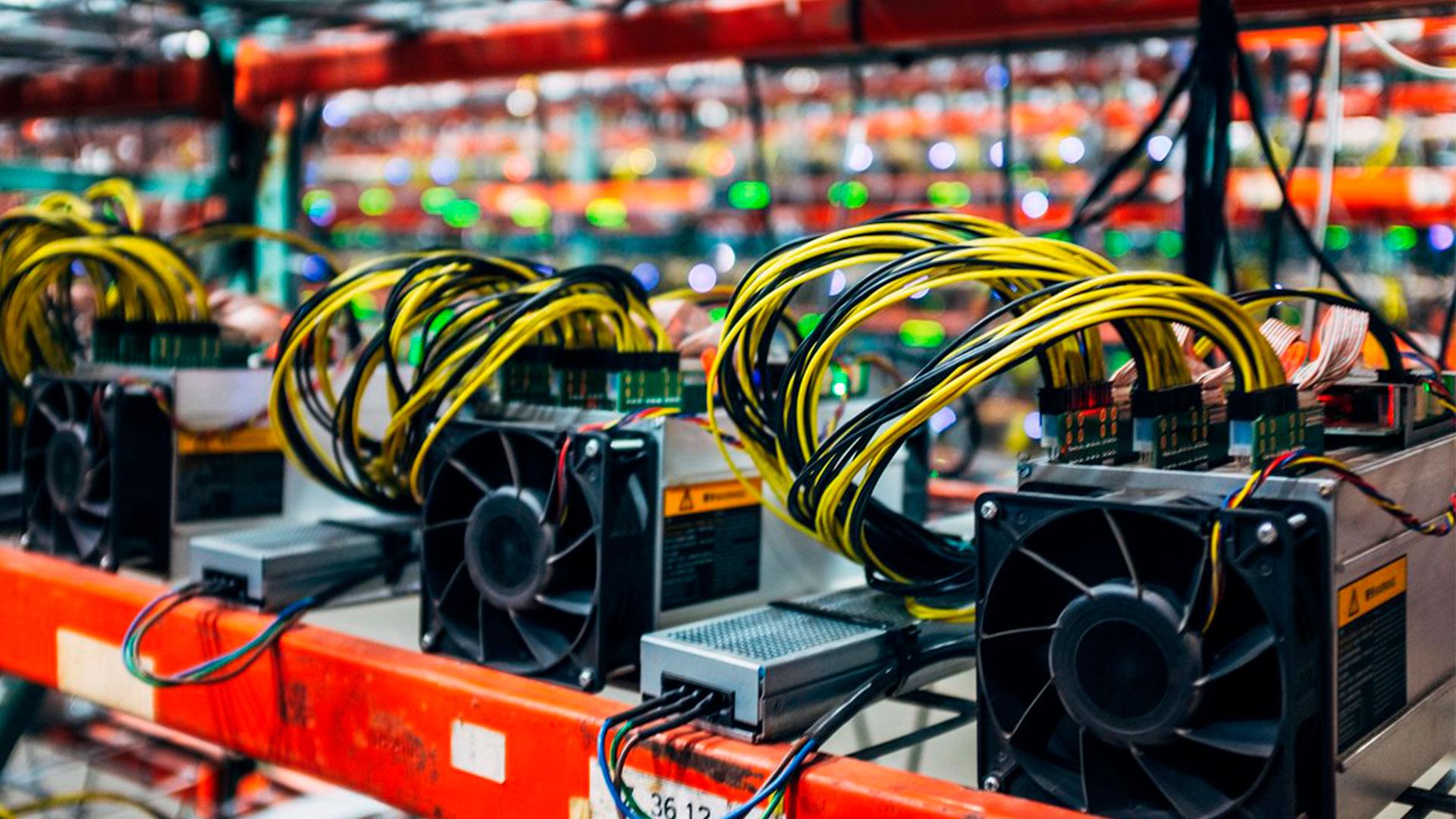 bitcoin manufacturing)