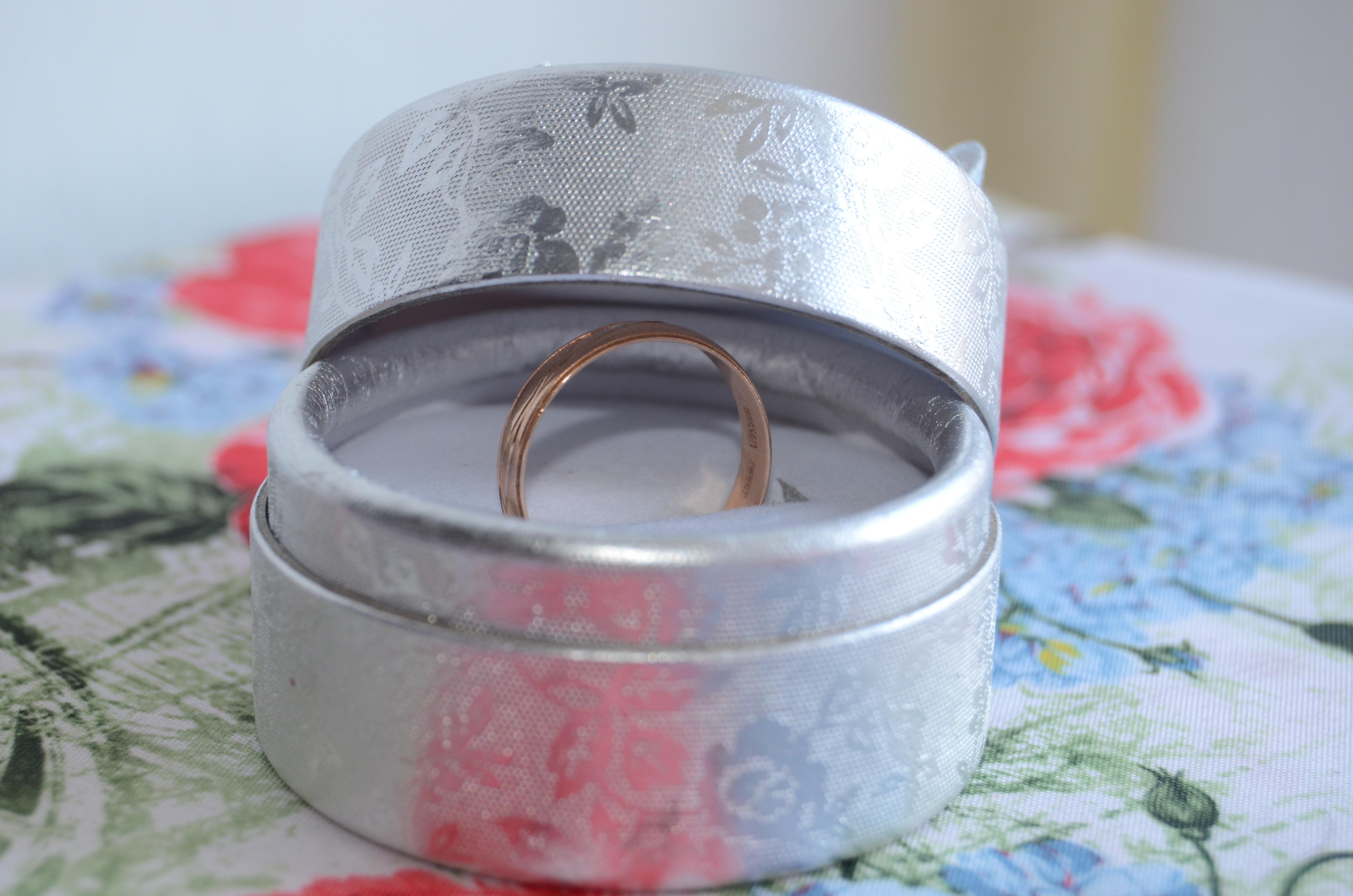 Сниться кольцо в подарок