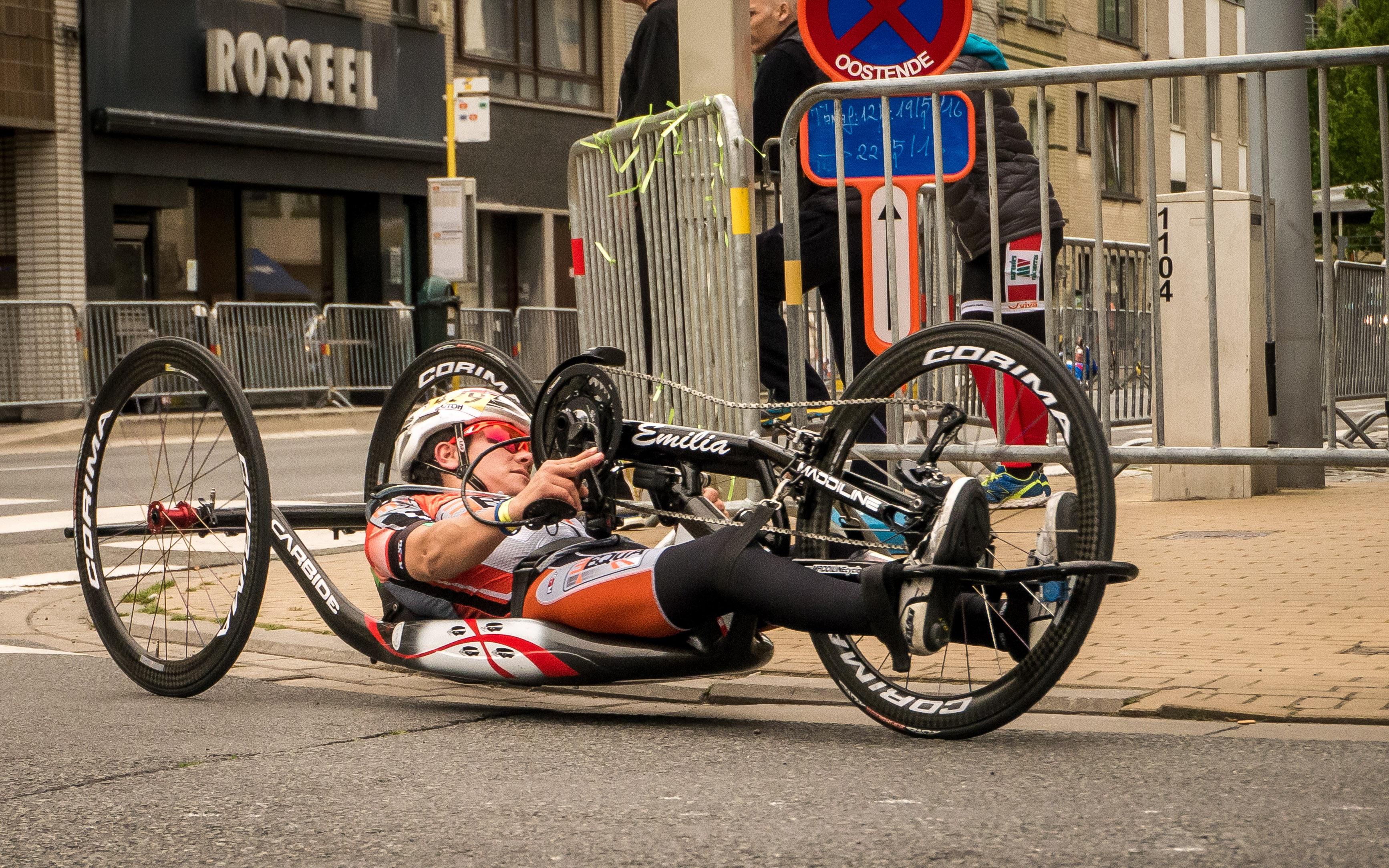 Enkelt hastighet sykkel frankfurt