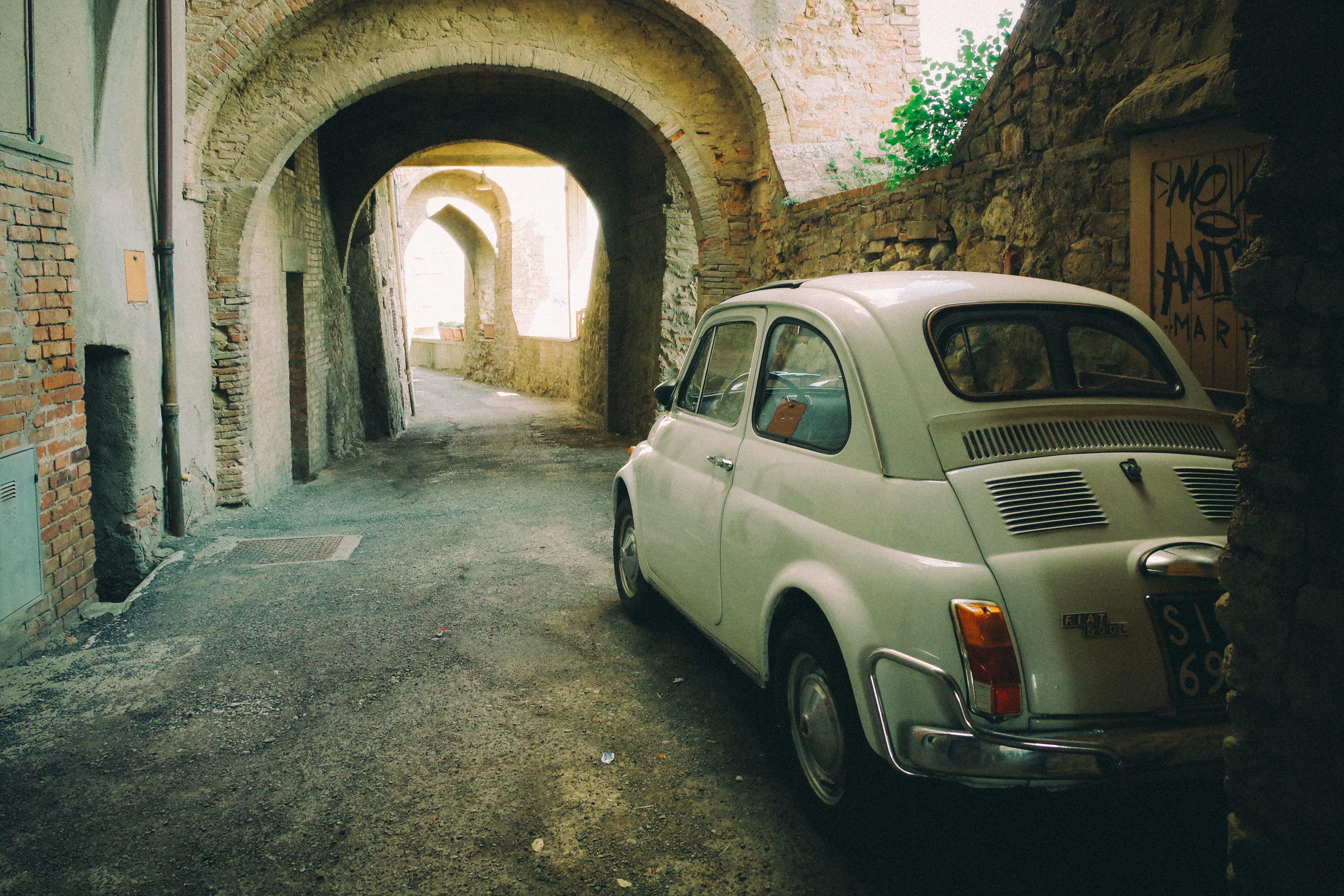 Free Images : road, street, wheel, italy, vintage car, oldschool ...