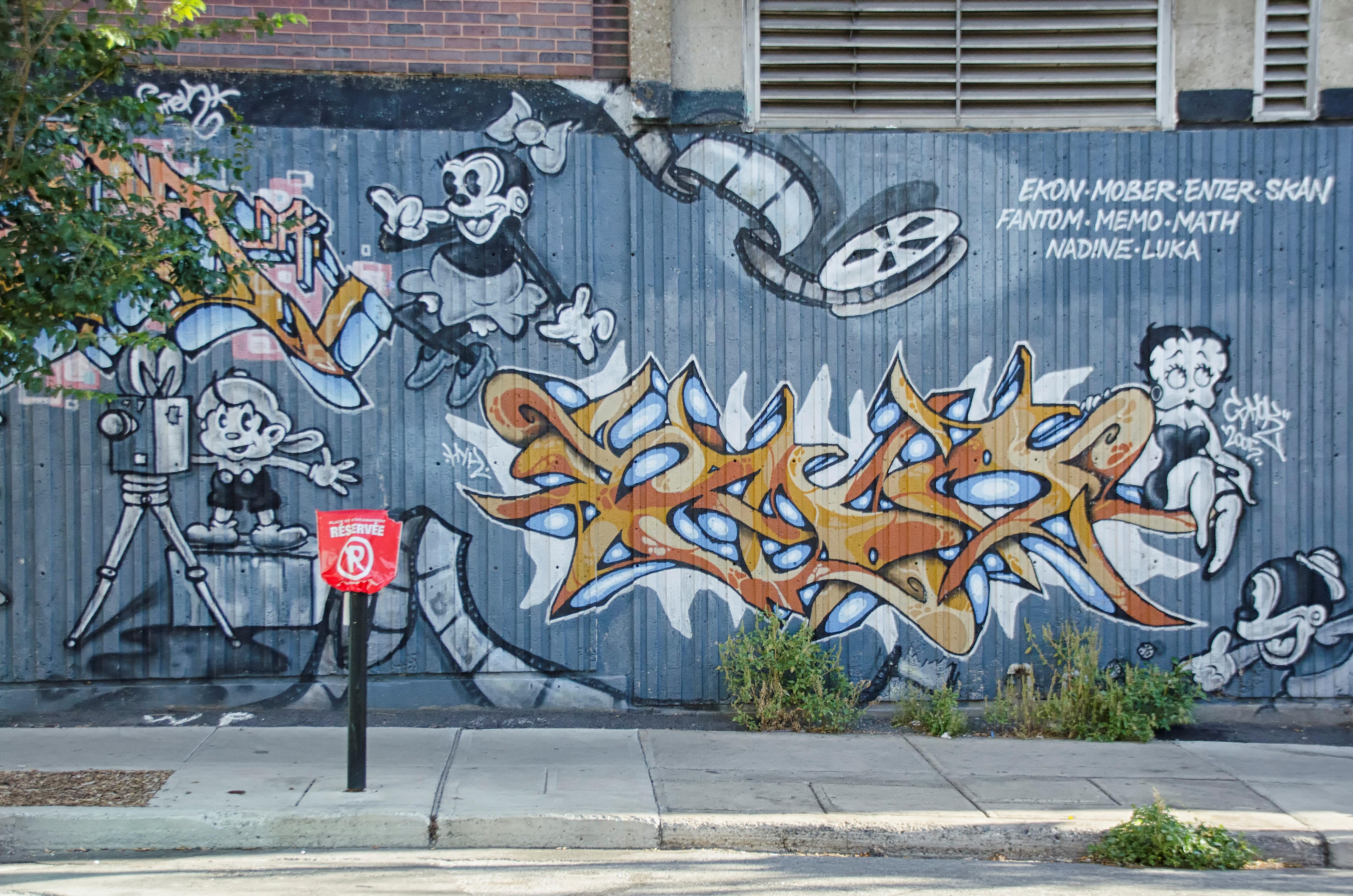 Free Images Road City Wall Graffiti Street Art De Of Canada