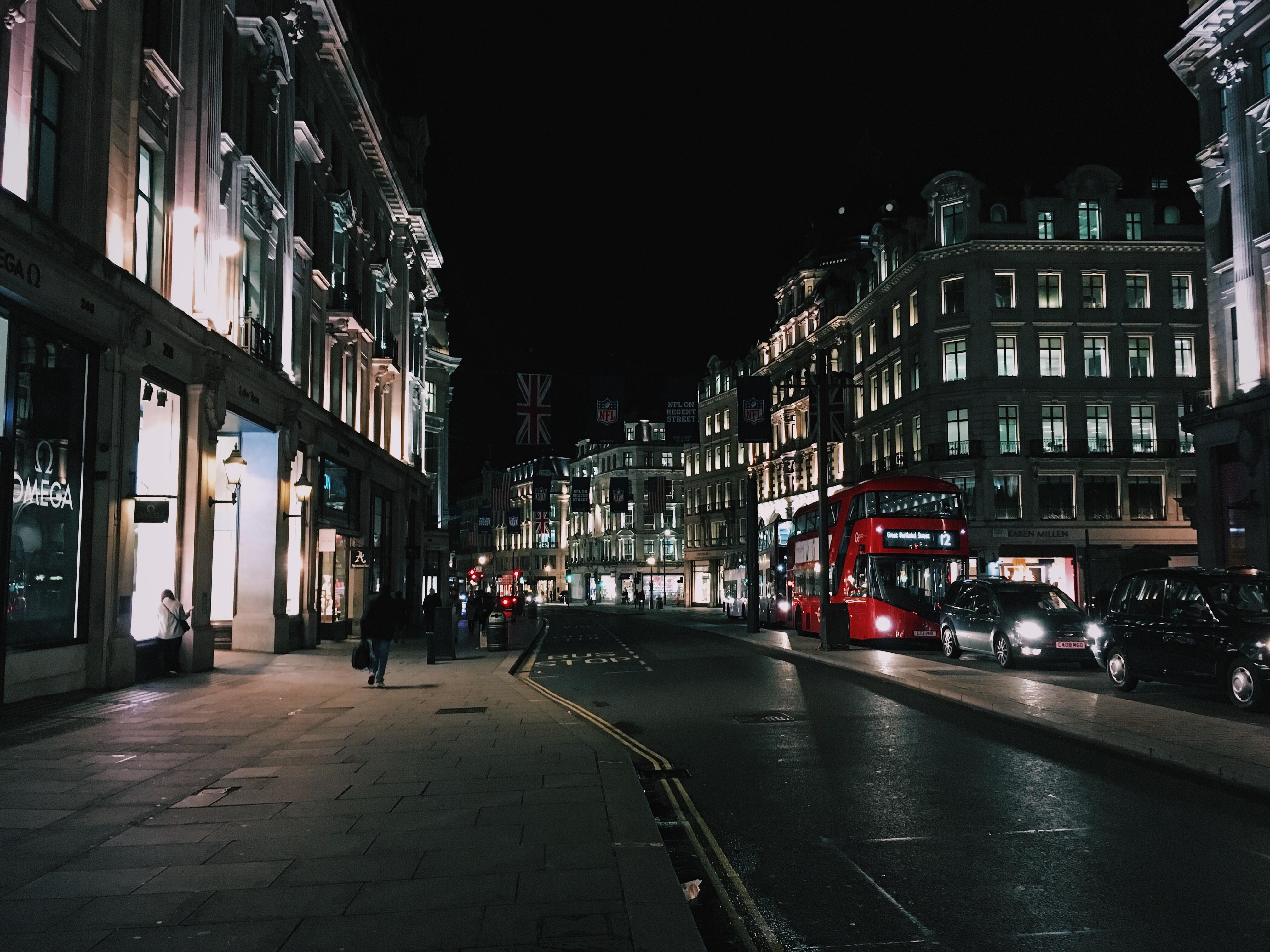 фотографии ночной улицы ладони огню, подержав