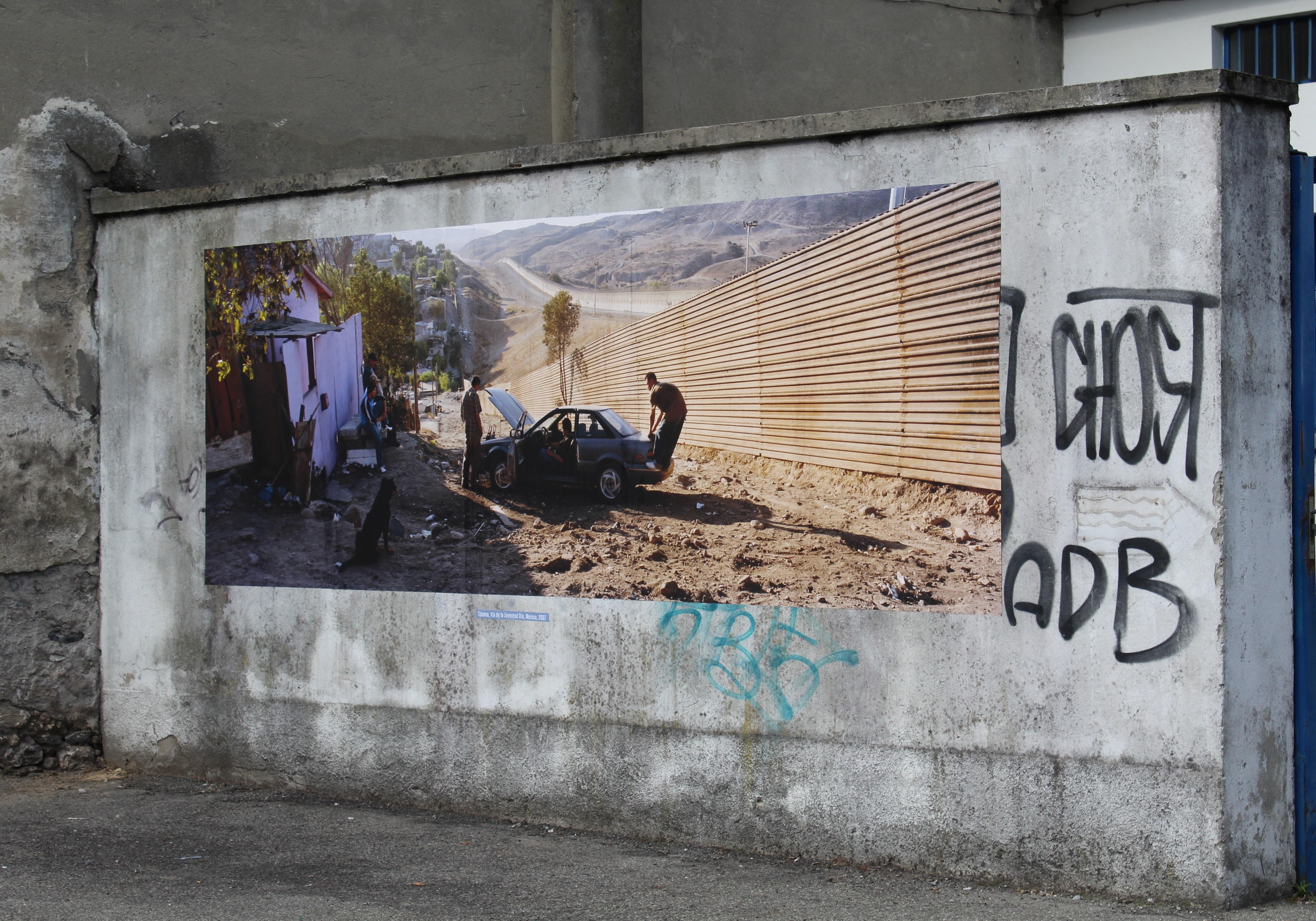 Fotoğraf Yol Sokak Duvar Yazısı Sokak Sanatı Altyapı Duvar