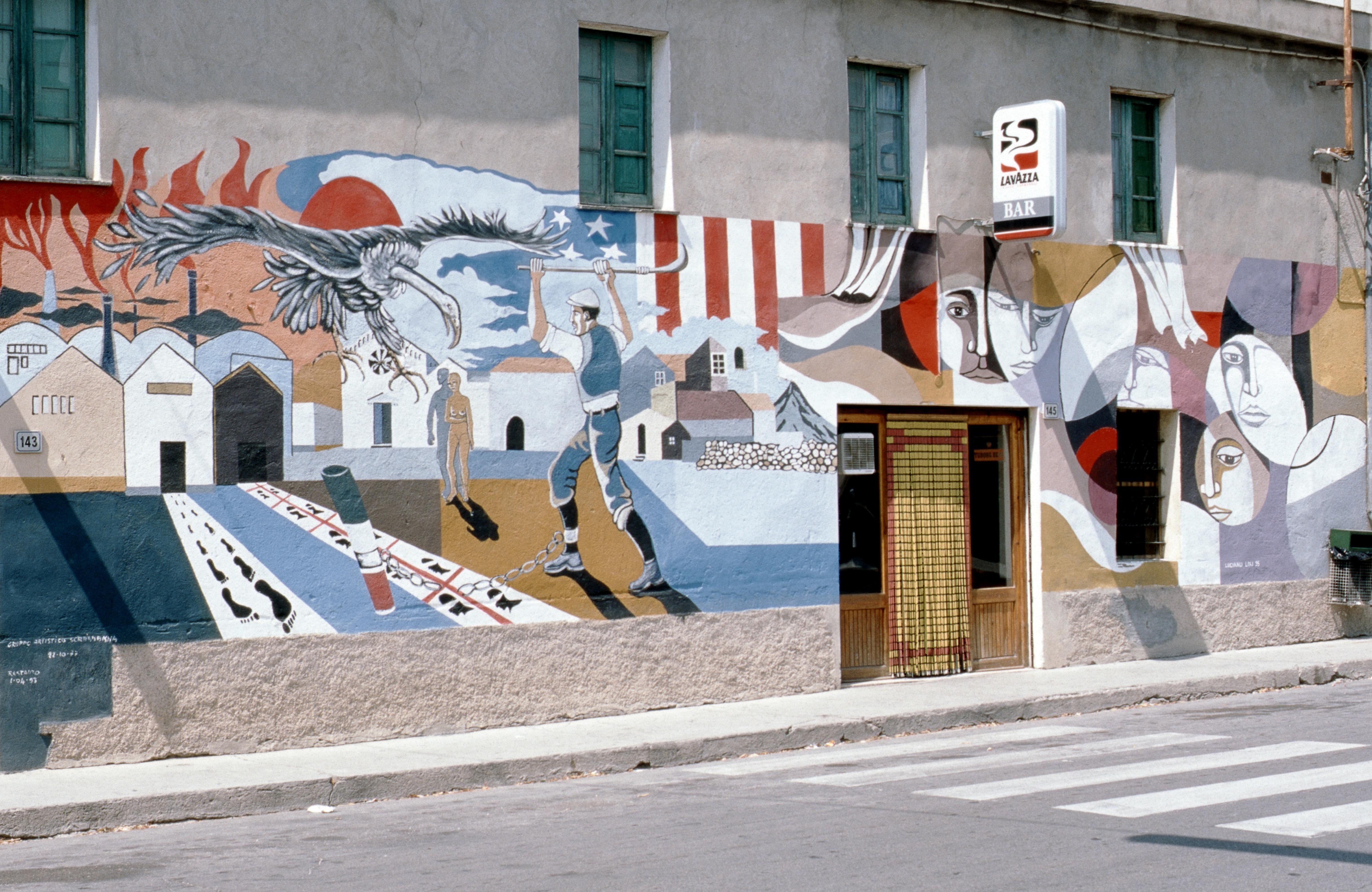 Fotoğraf Yol Sokak Duvar Yazısı Sokak Sanatı Sanat Altyapı