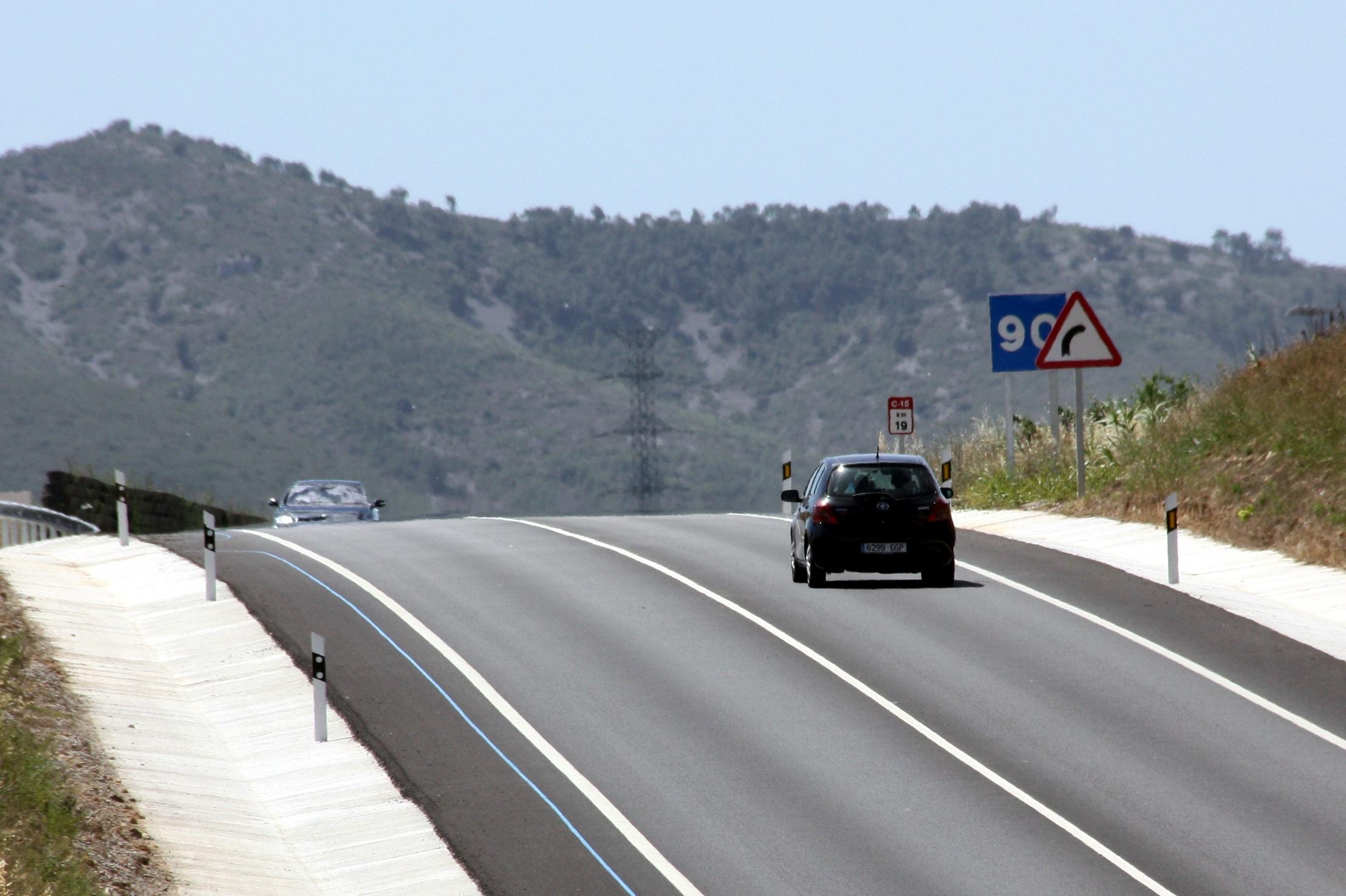 images gratuites route circulation au volant asphalte transport un camion courbe. Black Bedroom Furniture Sets. Home Design Ideas