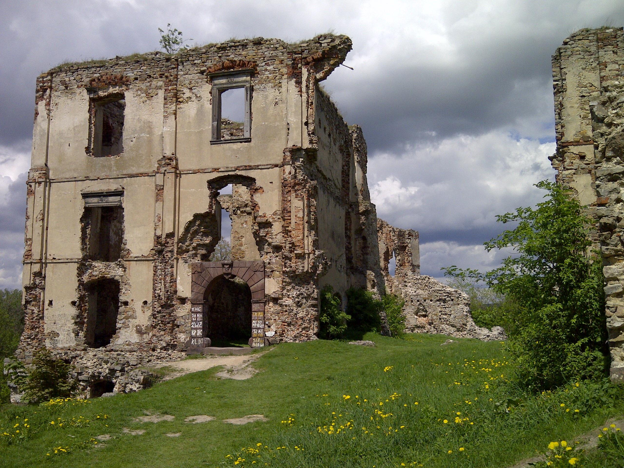 Картинки руины домов