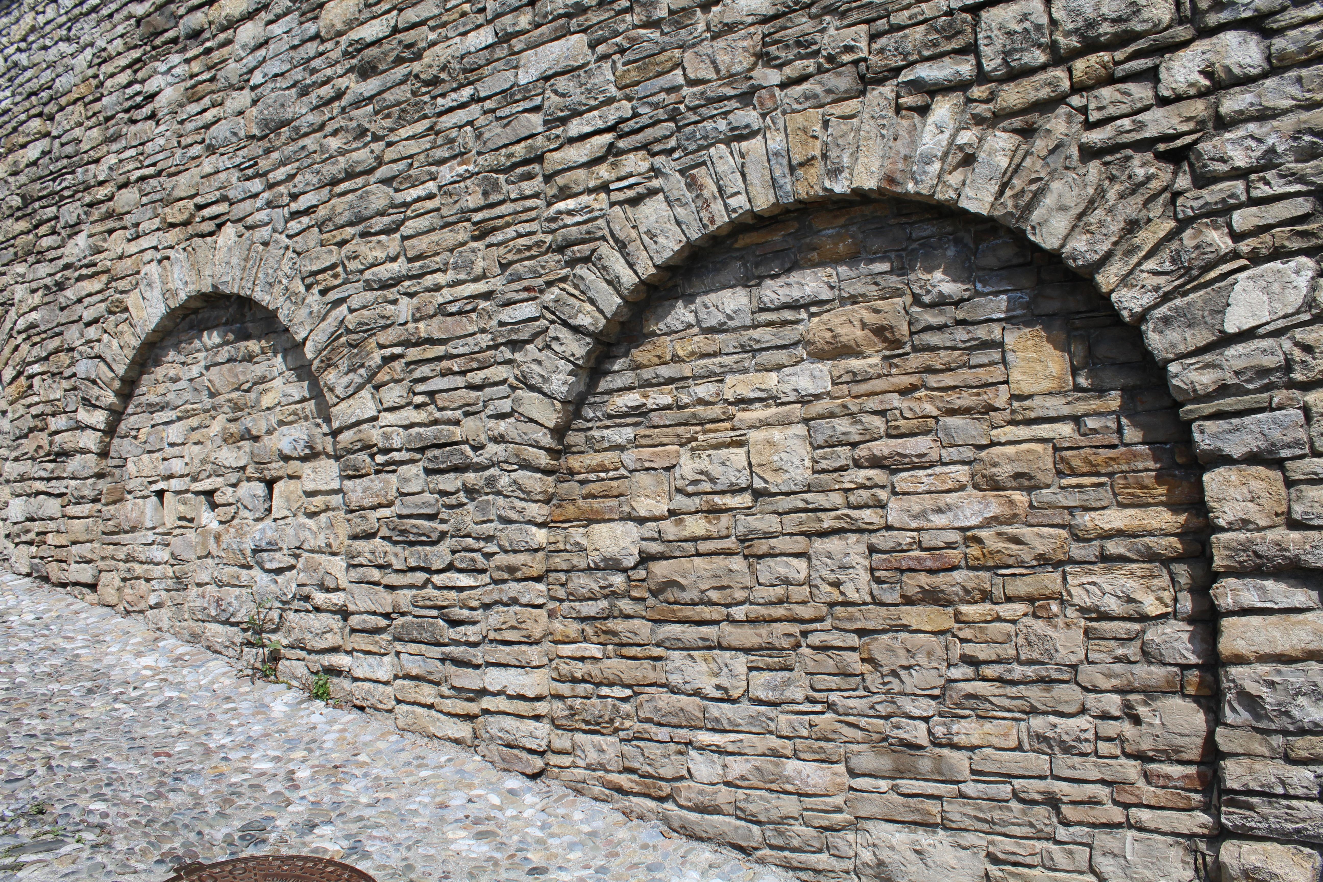 фото старинных каменных стен согревающий эффект