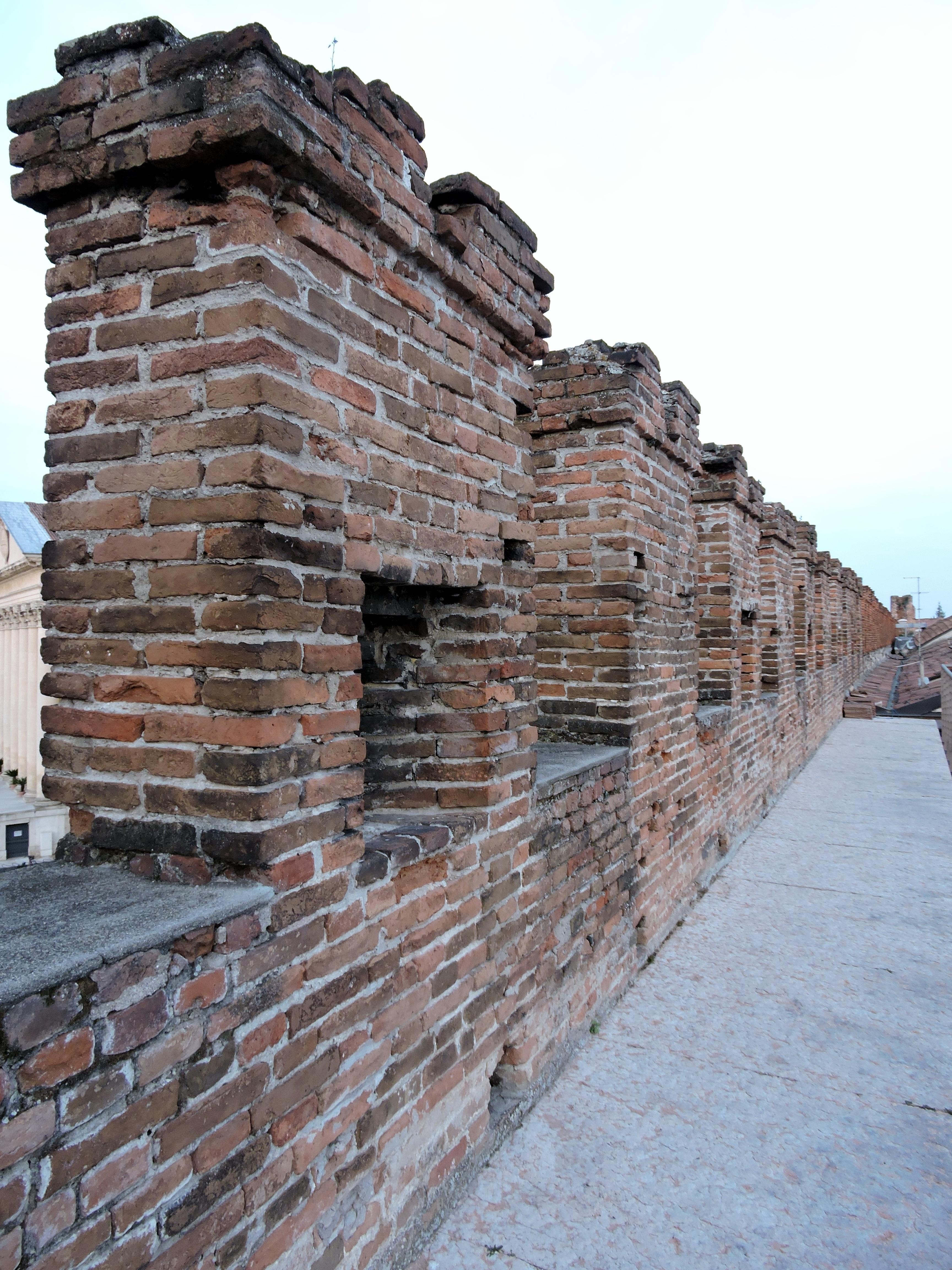 древние постройки из кирпича картинки свежая, нежная