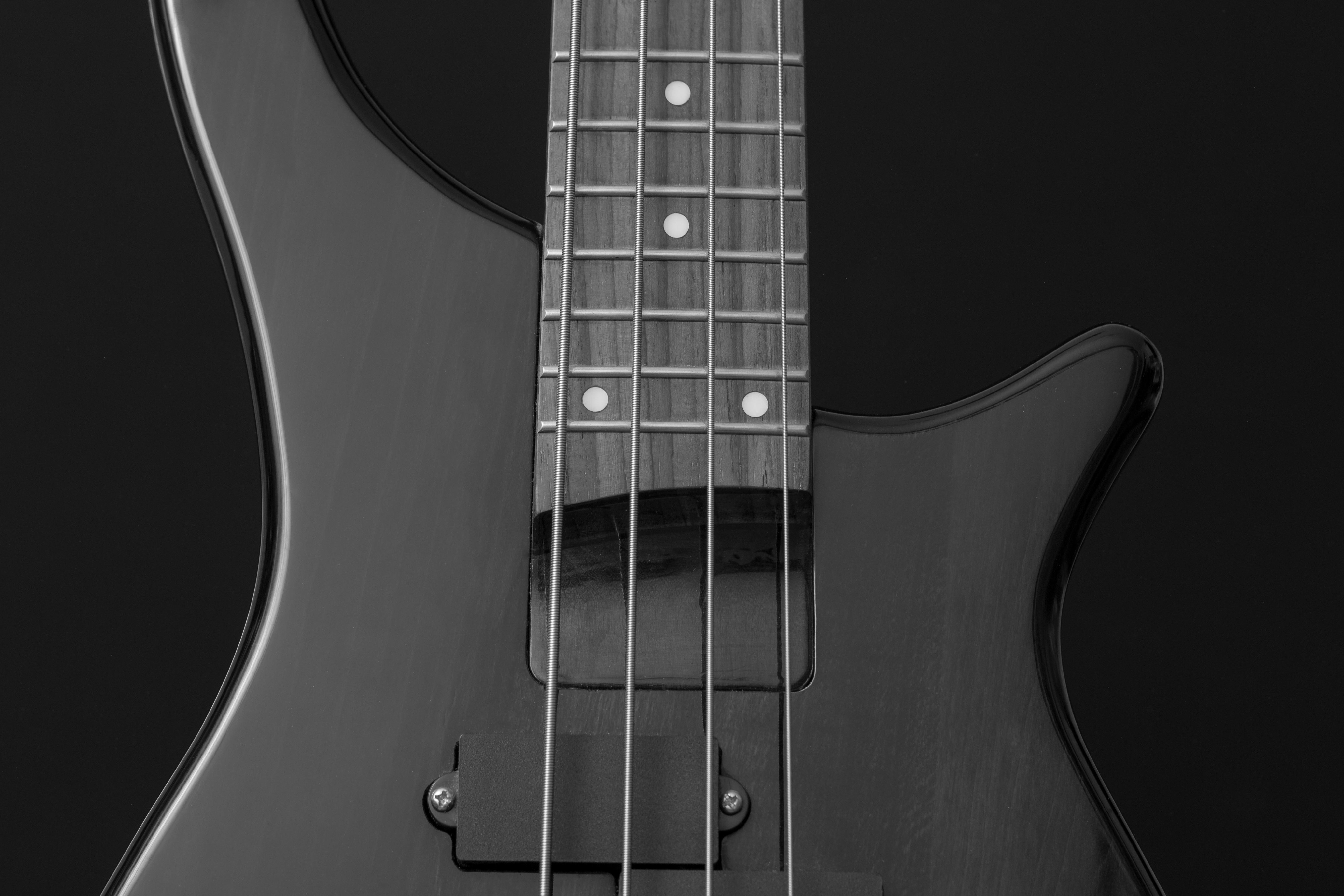 Fotos Gratis Rock En Blanco Y Negro Guitarra Acustica Monocromo