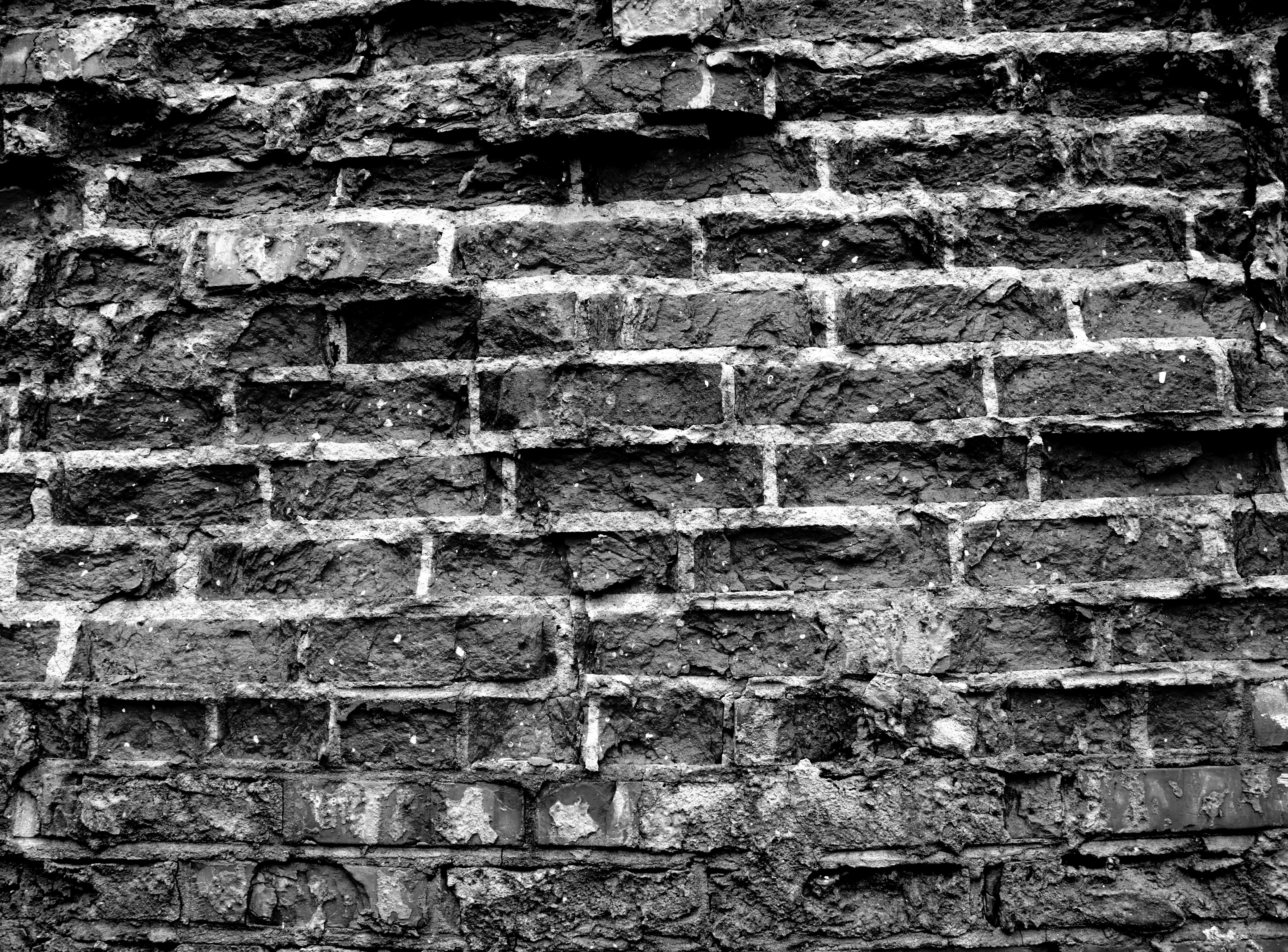 Stenen Muur Wit : Gratis afbeeldingen rots zwart en wit structuur stenen muur