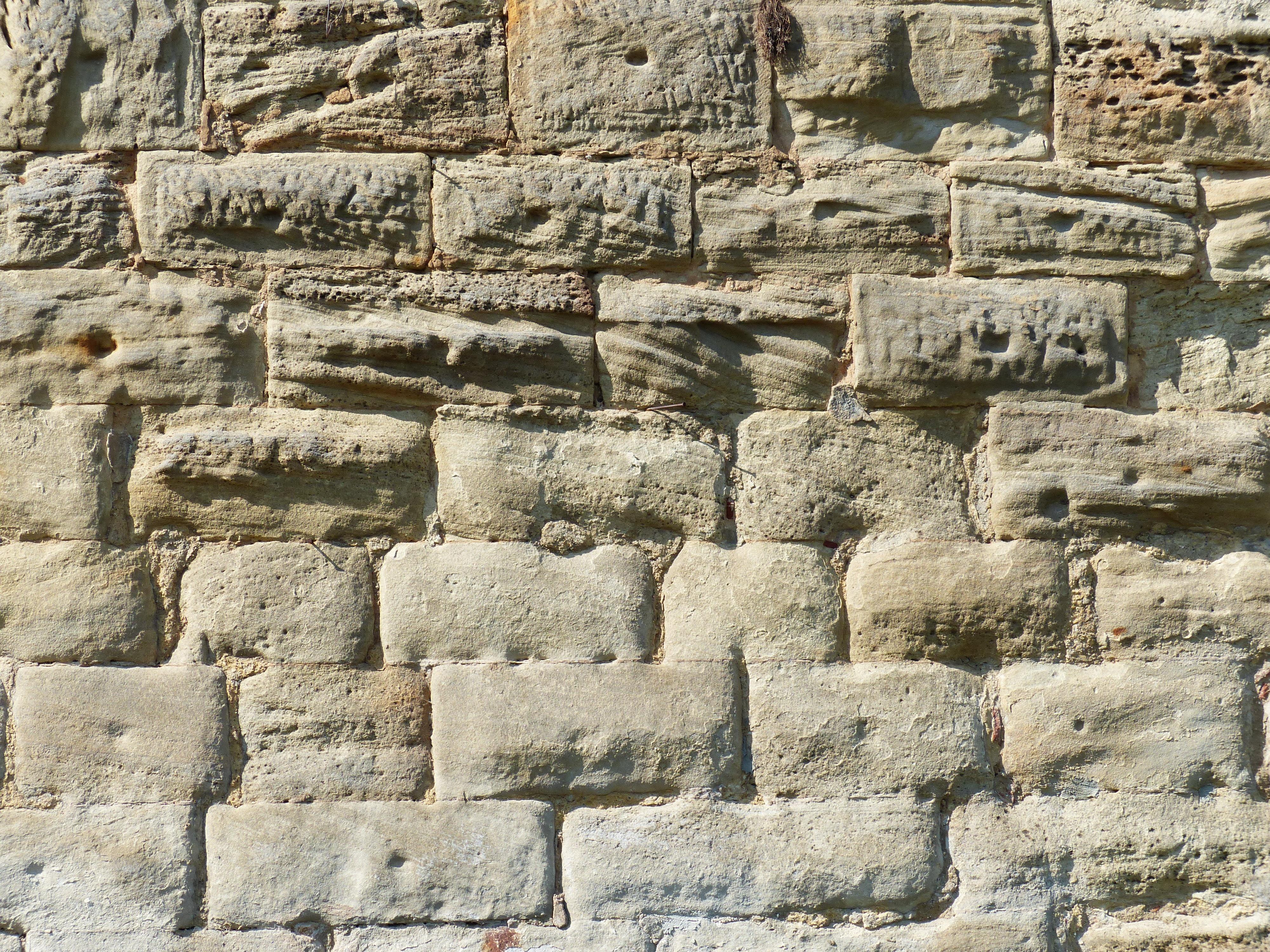 Dodatkowe Darmowe Zdjęcia : skała, budynek, Ściana, Kamienna ściana, cegła IU58