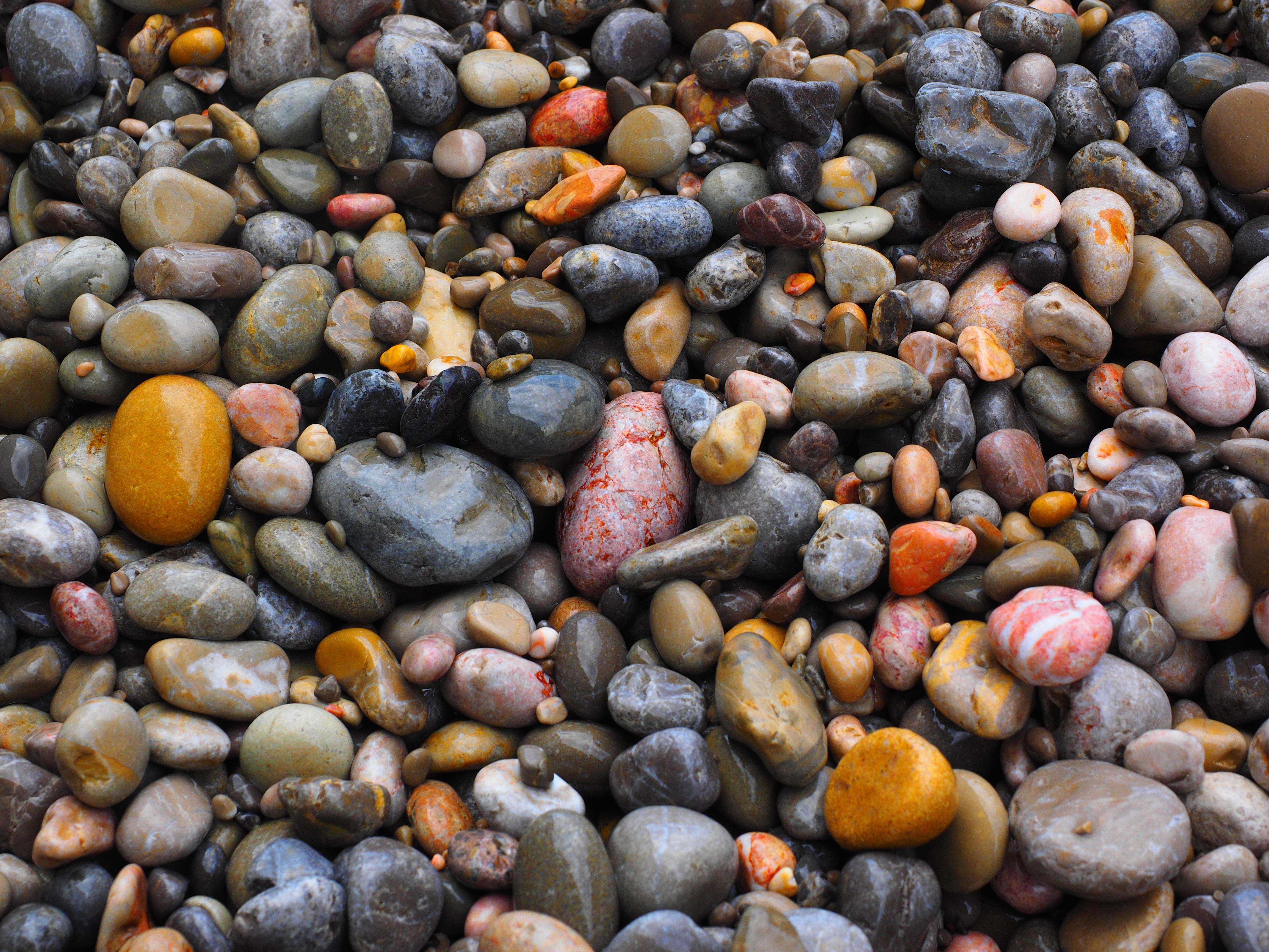 картинки разноцветная галька калининградской