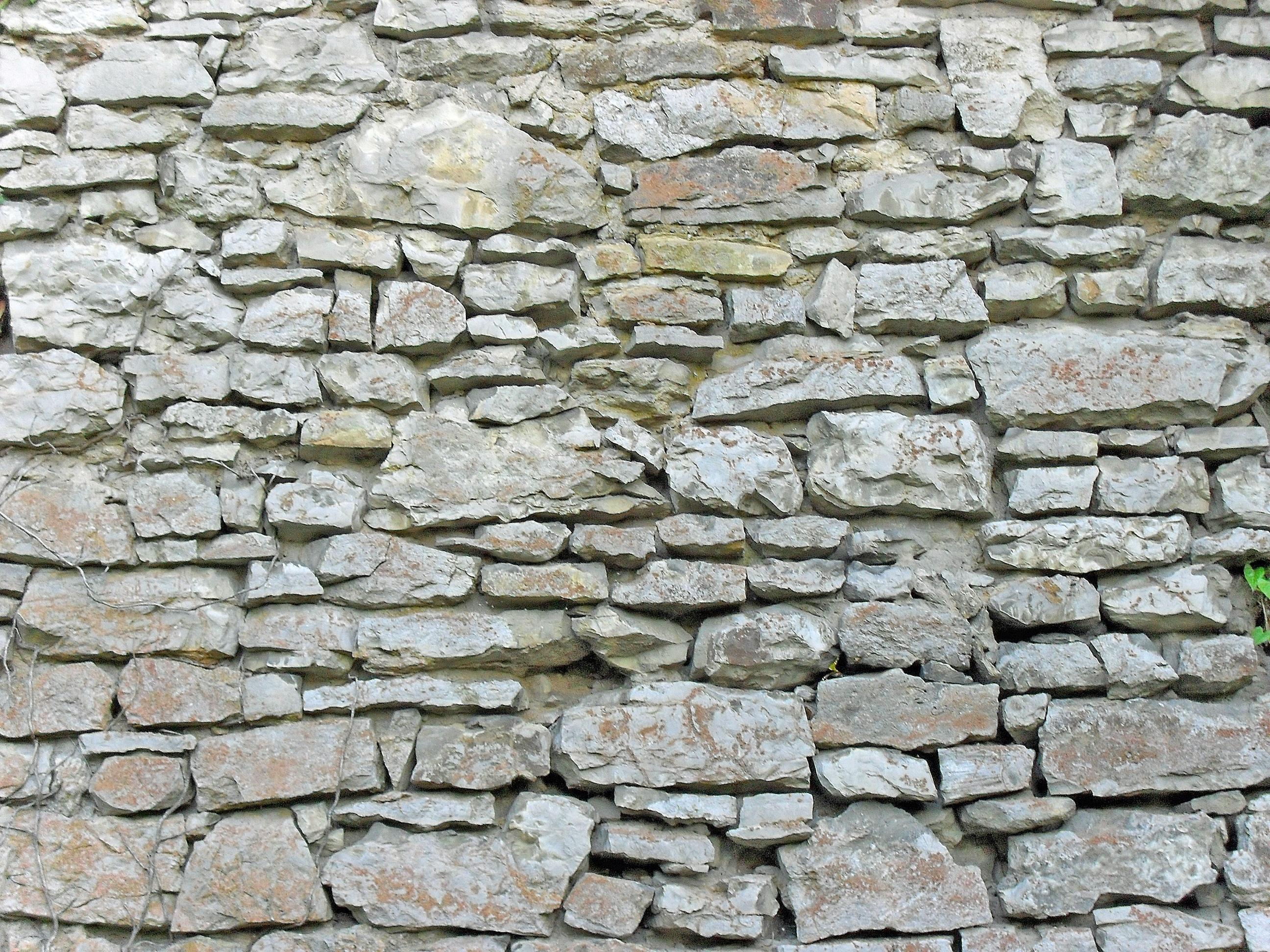 rock piso edificio guijarro pared piedra pared de piedra ladrillo material albailera piedra natural piso la
