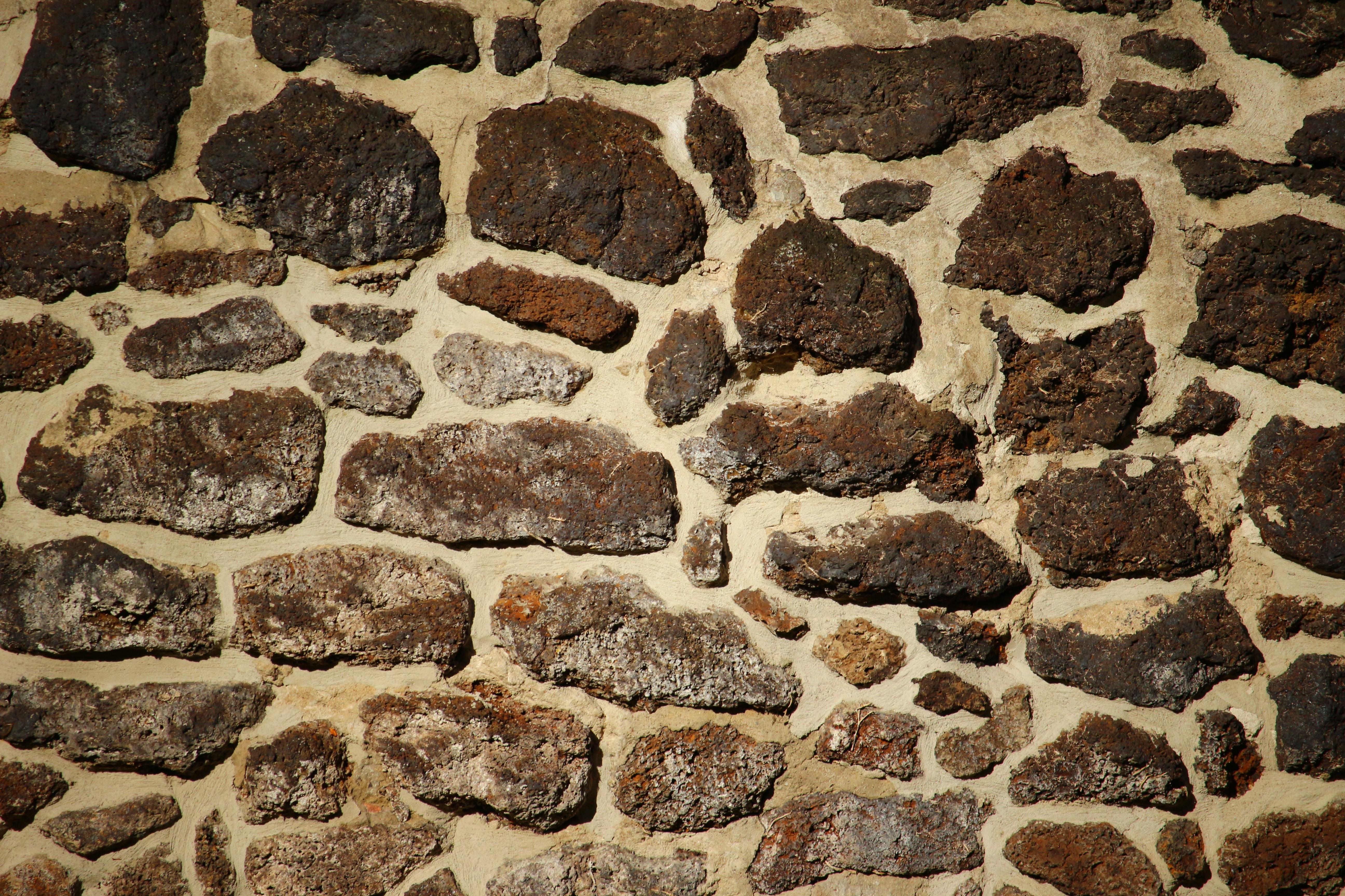 rock piso guijarro pared piedra patrn suelo pared de piedra ladrillo material diseo ladrillos albailera piedra - Pared Piedra