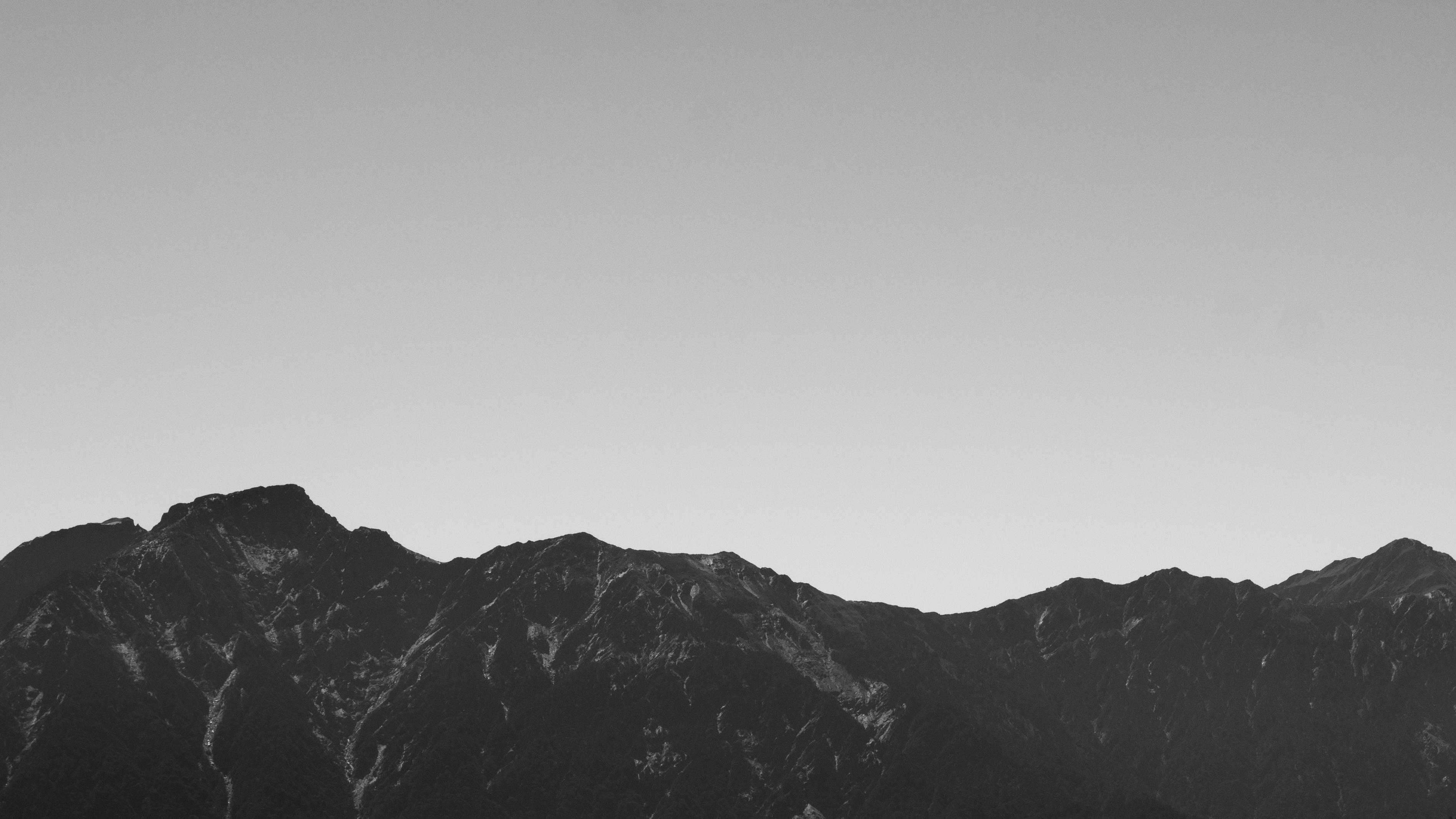 Hình Ảnh : Đá, Đường Chân Trời, Tuyết, Đám Mây, Đen Và Trắng, Bầu Trời,  Nhiếp Ảnh, Đồi Núi, Bình Minh, Dãy Núi, Đơn Sắc, Cây Rơm, Thượng Đỉnh, Hình  Thái Đất ...