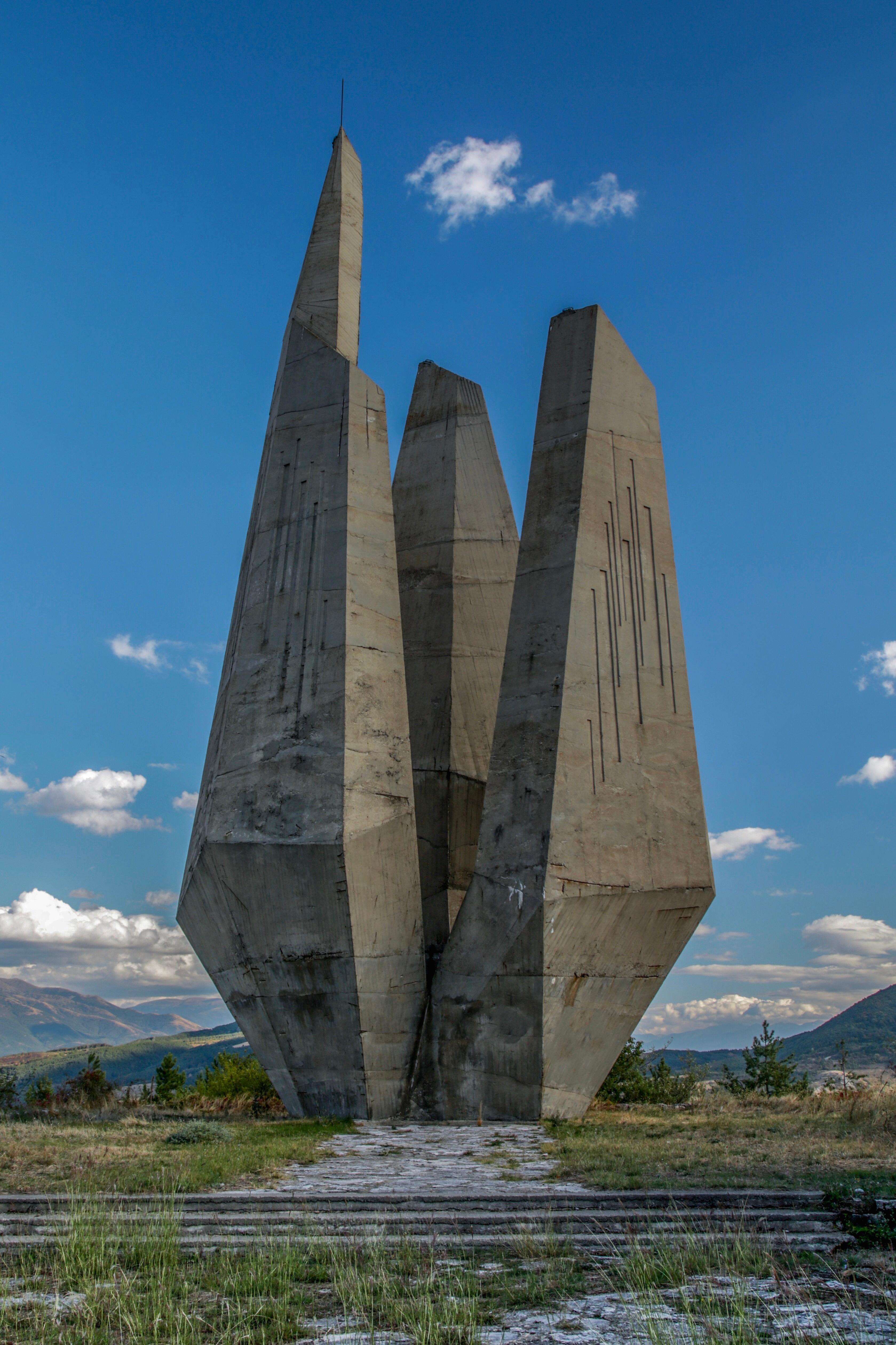 Free Images : rock, monument, statue, arch, landmark, sculpture ...