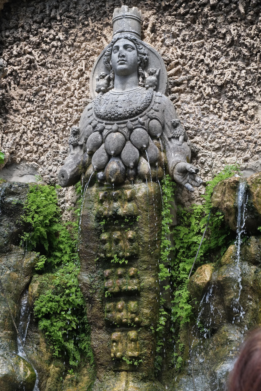 Images Gratuites Roche Monument Statue Italie Jardin