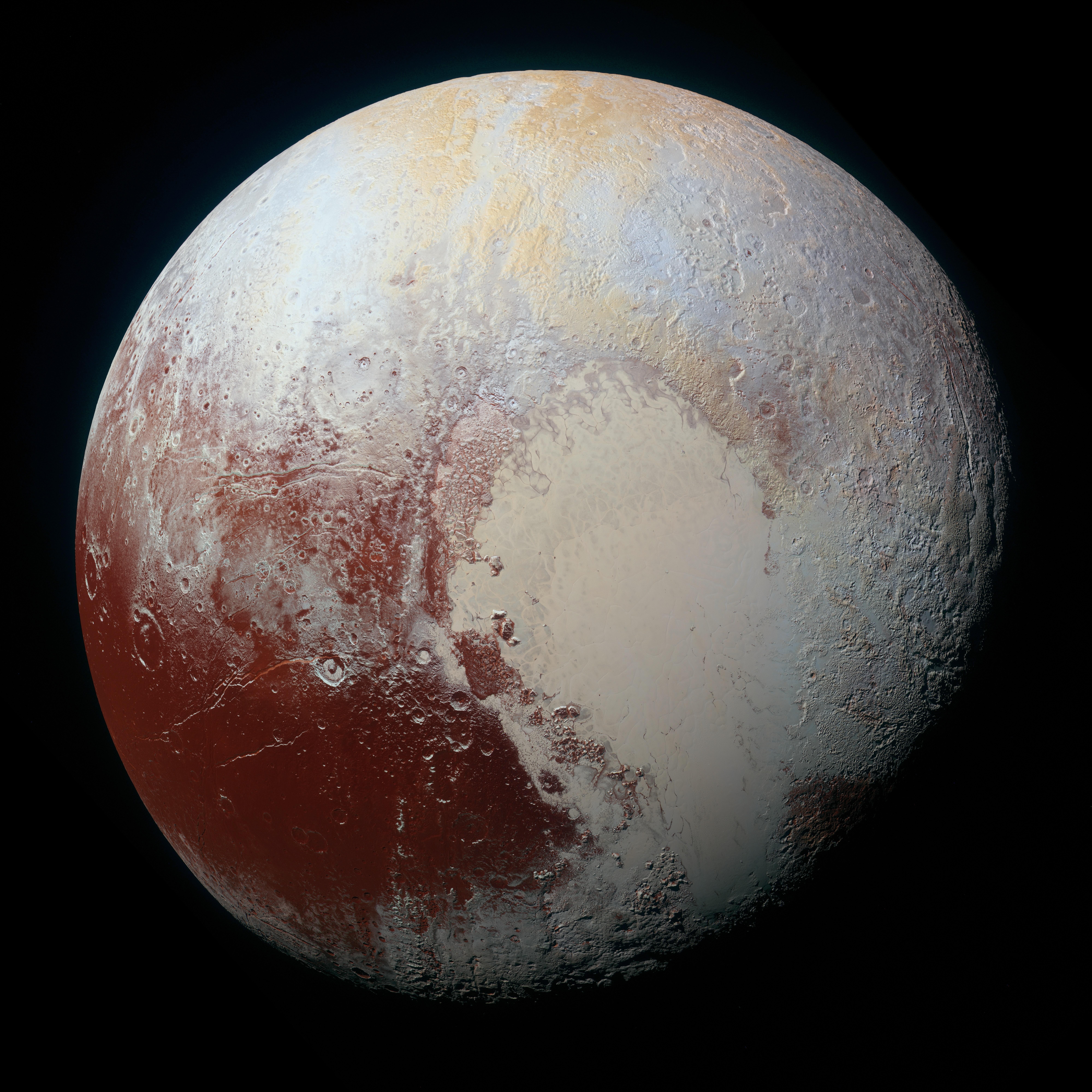 Фото наса планет