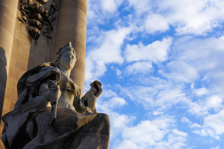 Hình Ảnh : Đá, Bầu Trời, Tượng Đài, Bức Tượng, Màu Xanh Da Trời, Điêu Khắc,  Nghệ Thuật 4912x3264