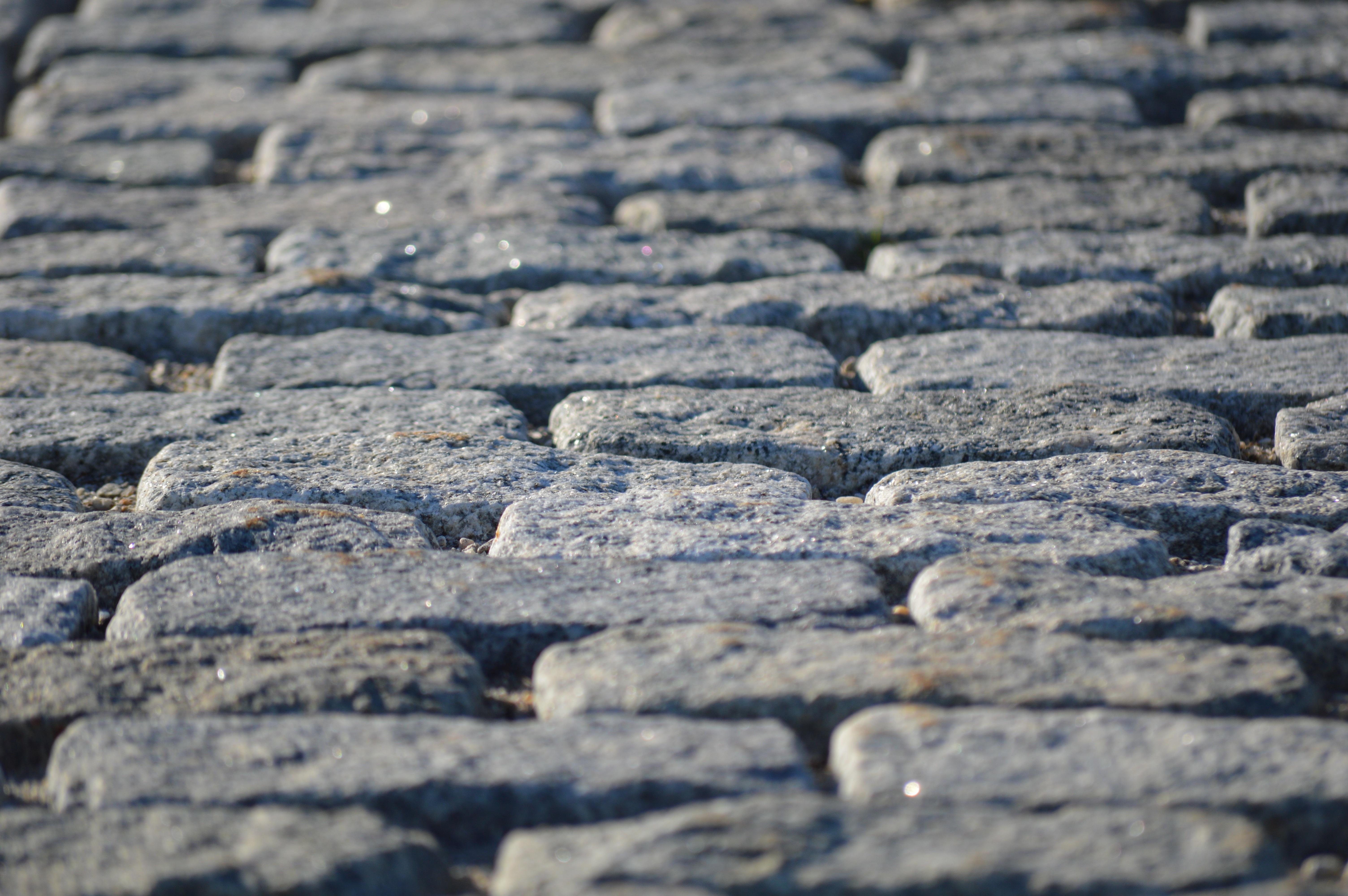 Images Gratuites Roche Neige Bois Rue Texture Sol