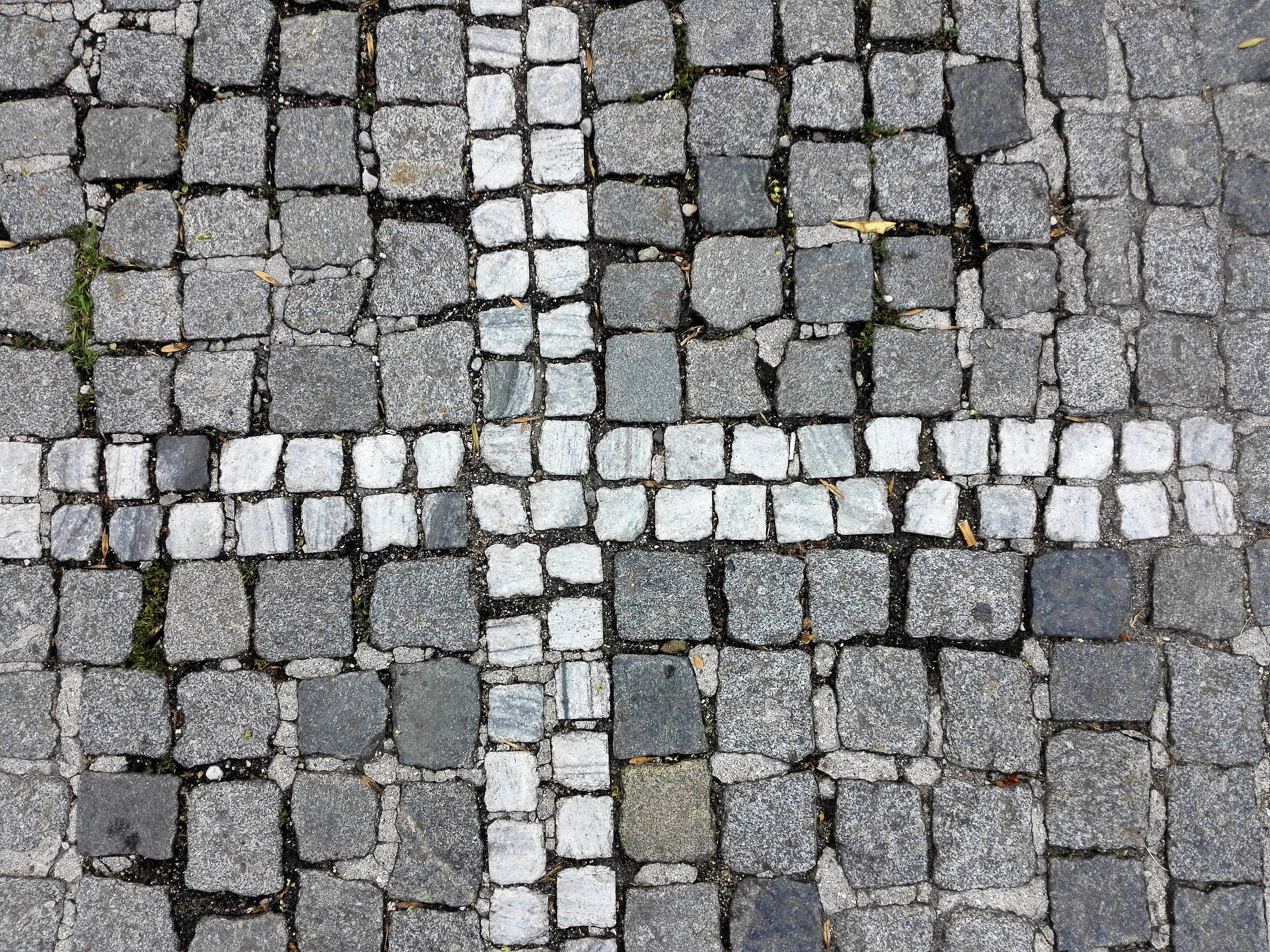 fotos gratis rock estructura suelo textura piso guijarro pared asfalto pavimento patrn pared de piedra cruzar cristiano ladrillo material