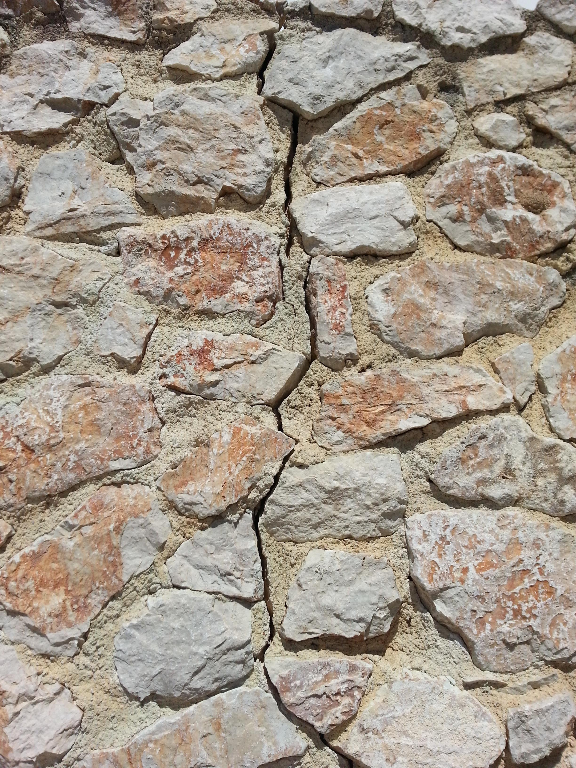 rock structure wood floor cobblestone wall soil