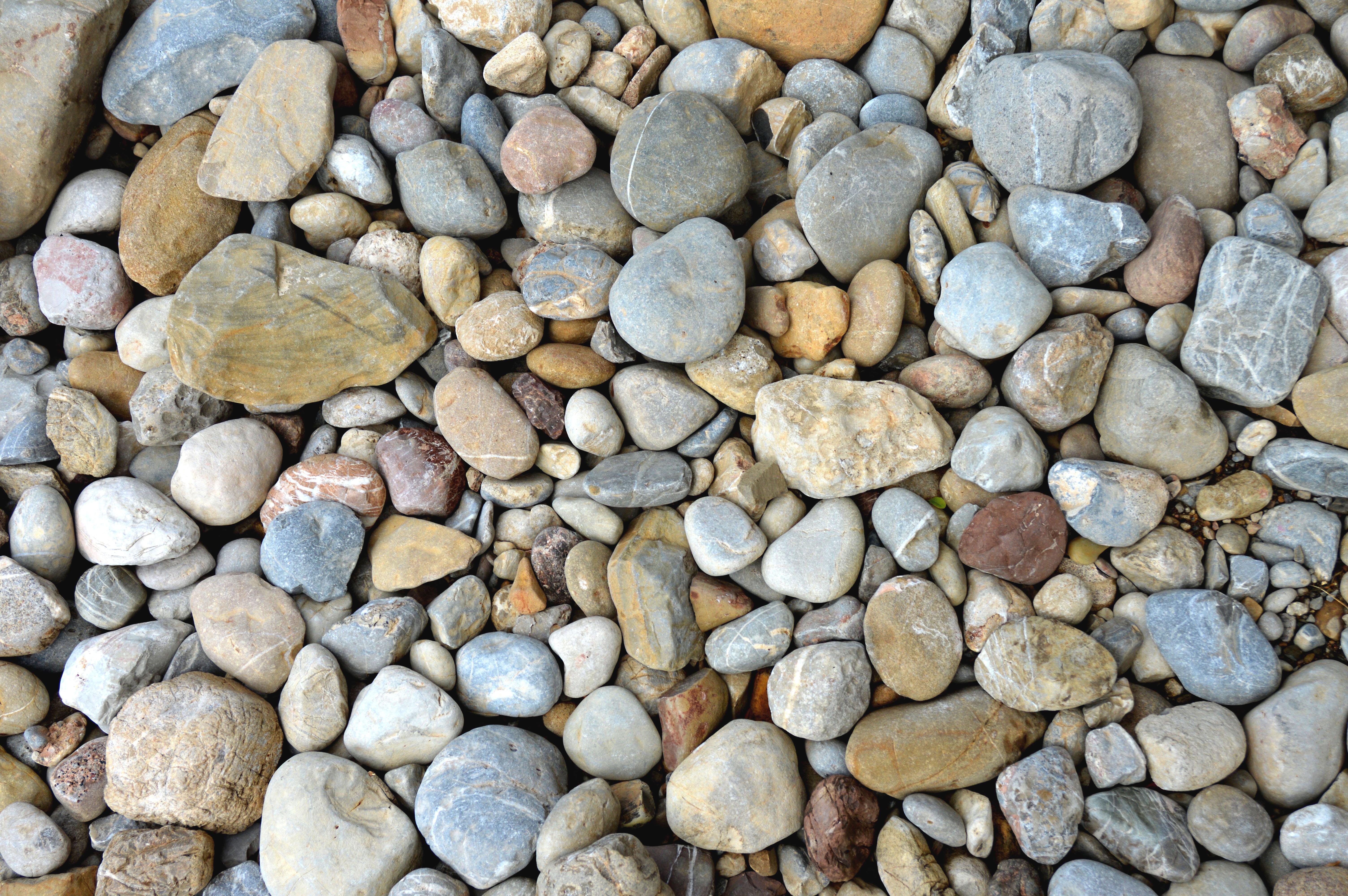 Rock Texture River Pebble Soil Stone Wall Garden Material Stones Rubble  Background Design Gravel Pebbles Graphic