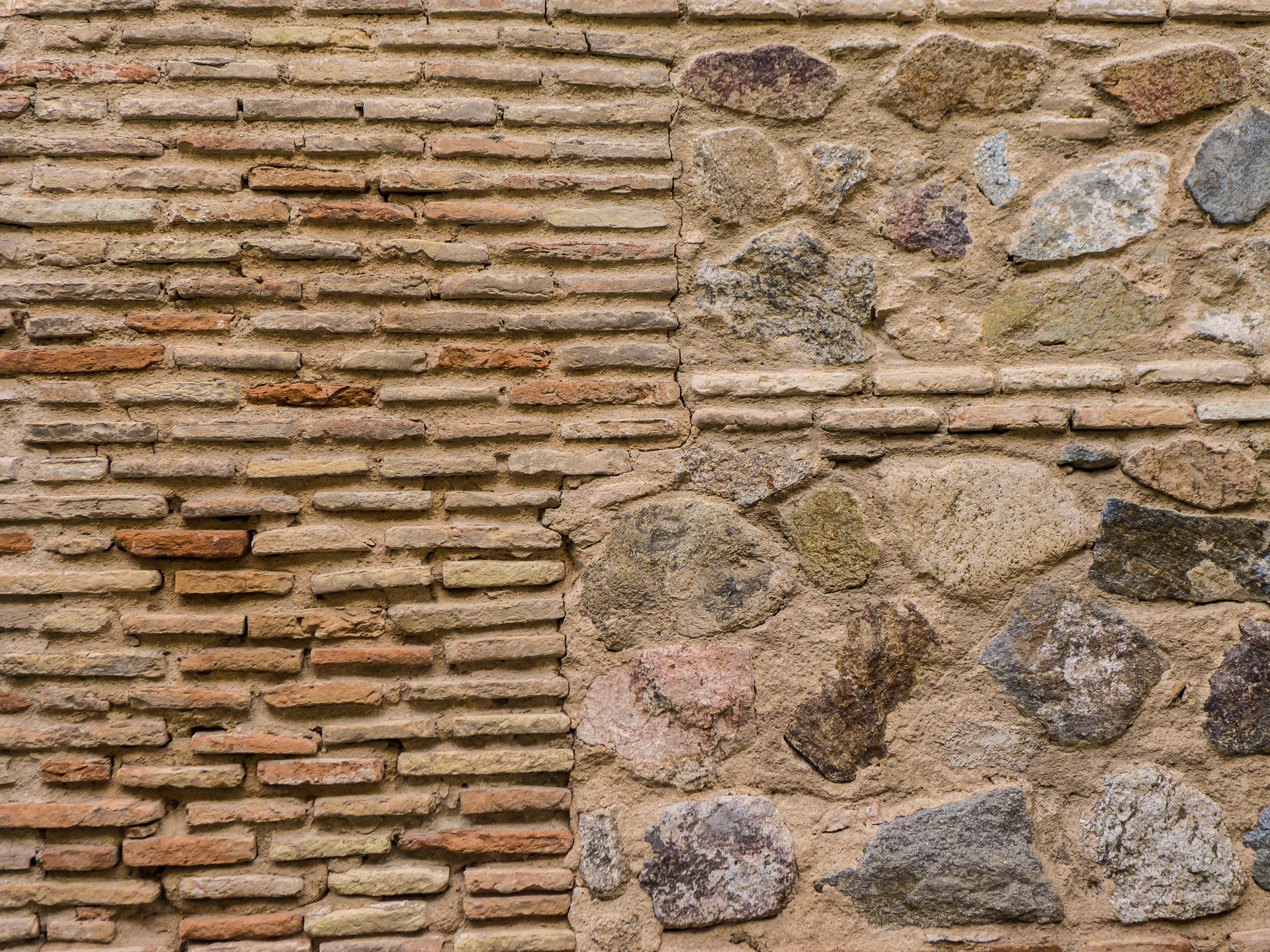Kostenlose foto rock holz textur stock alt mauer for Boden ziegel
