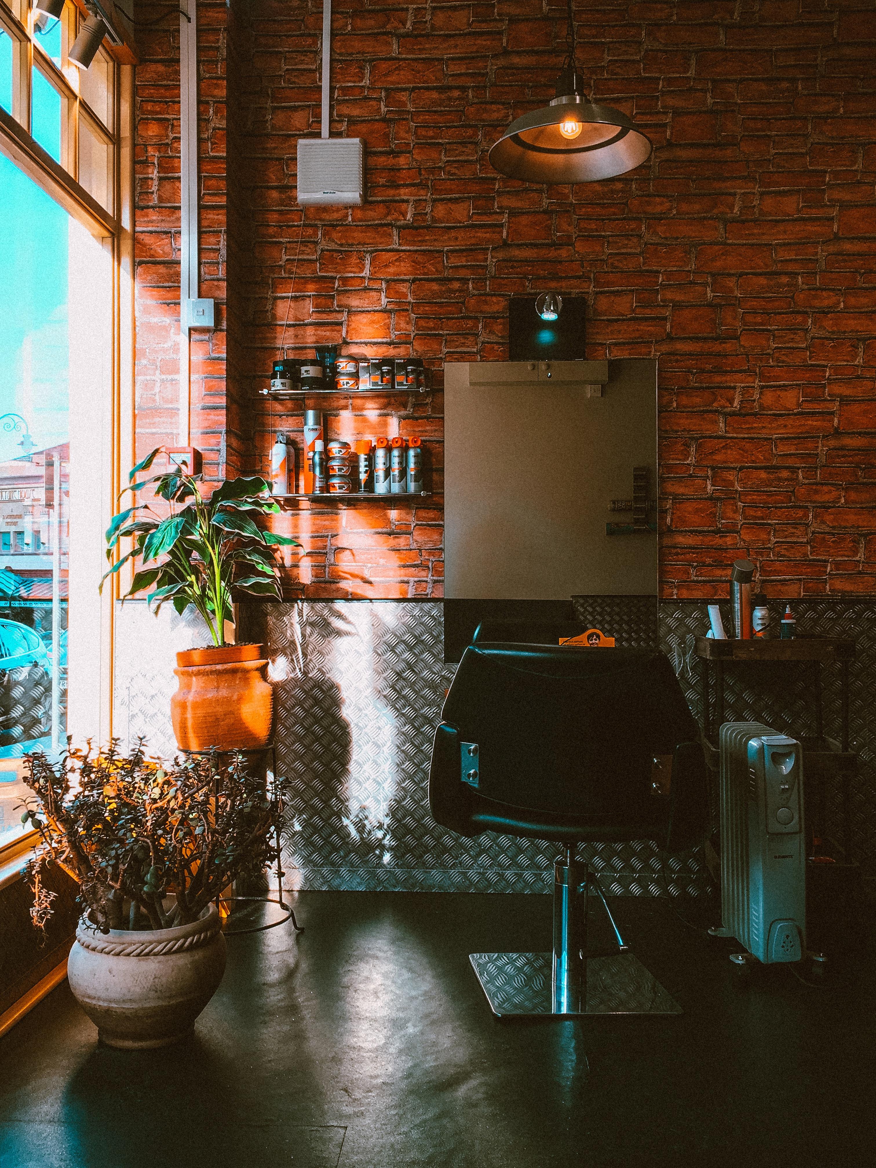 Images Gratuites : chambre, brique, meubles, Design d ...
