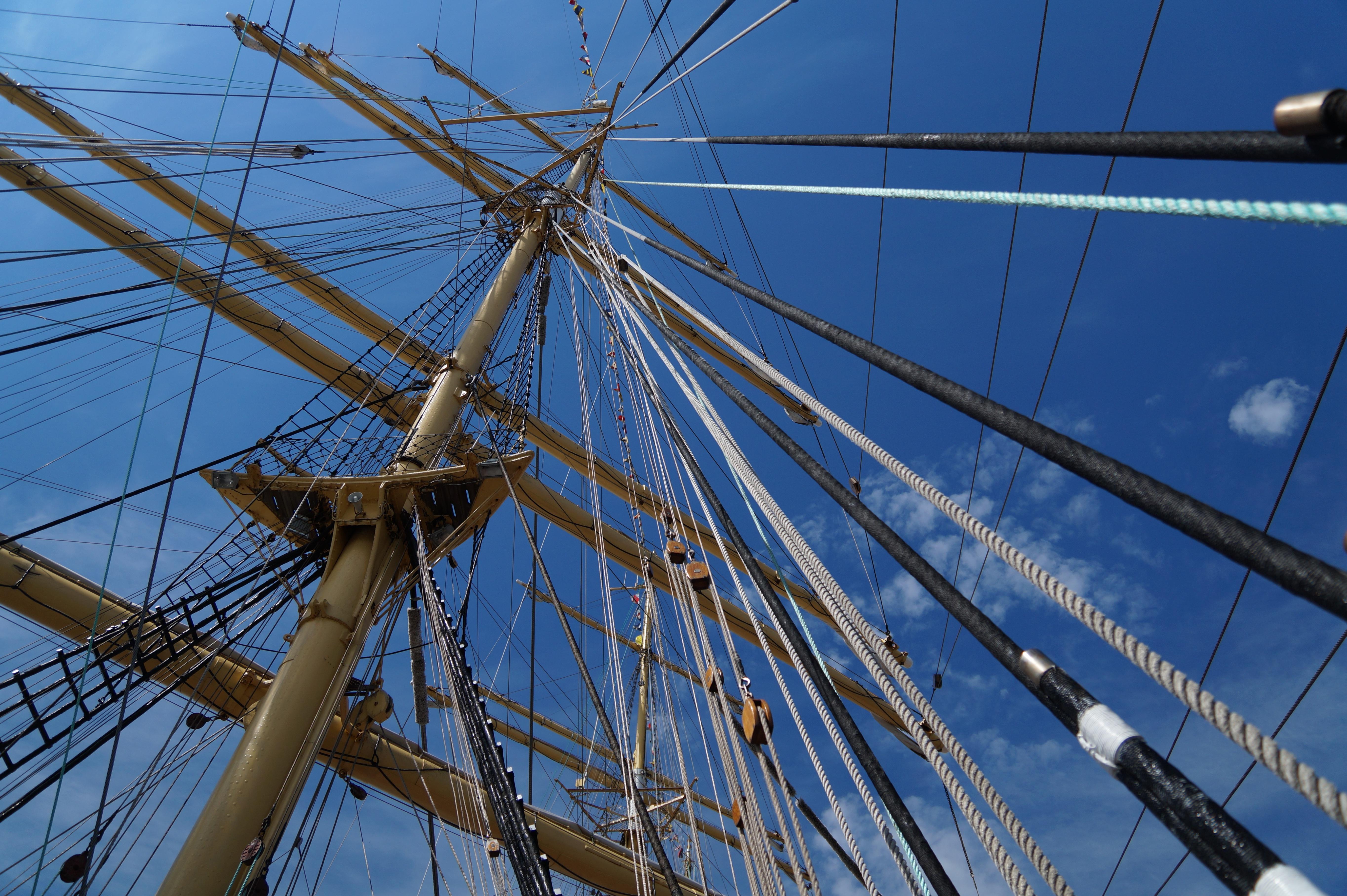 Картинка мачта корабля