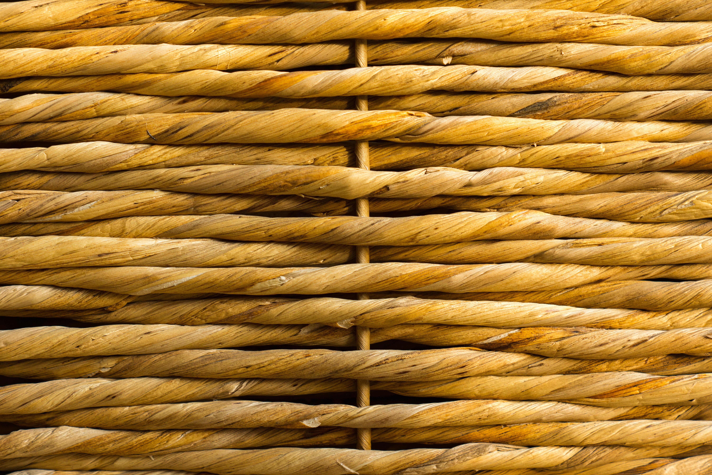 Fotos Gratis Cuerda Estructura Madera Textura Patr N Comida  # Muebles Hoja De Banano