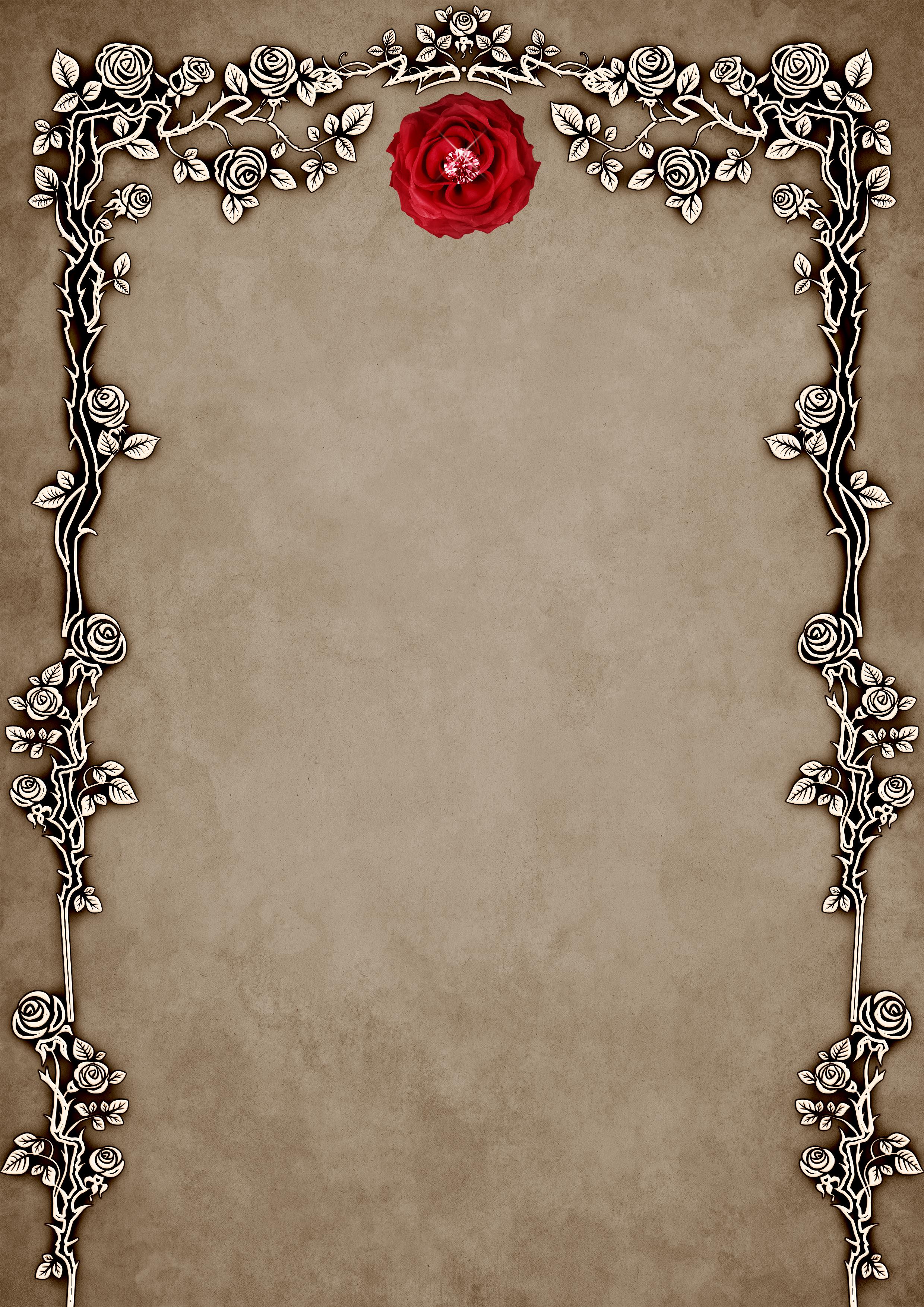 Free Images Rose Diamond Background Ornament Decoration