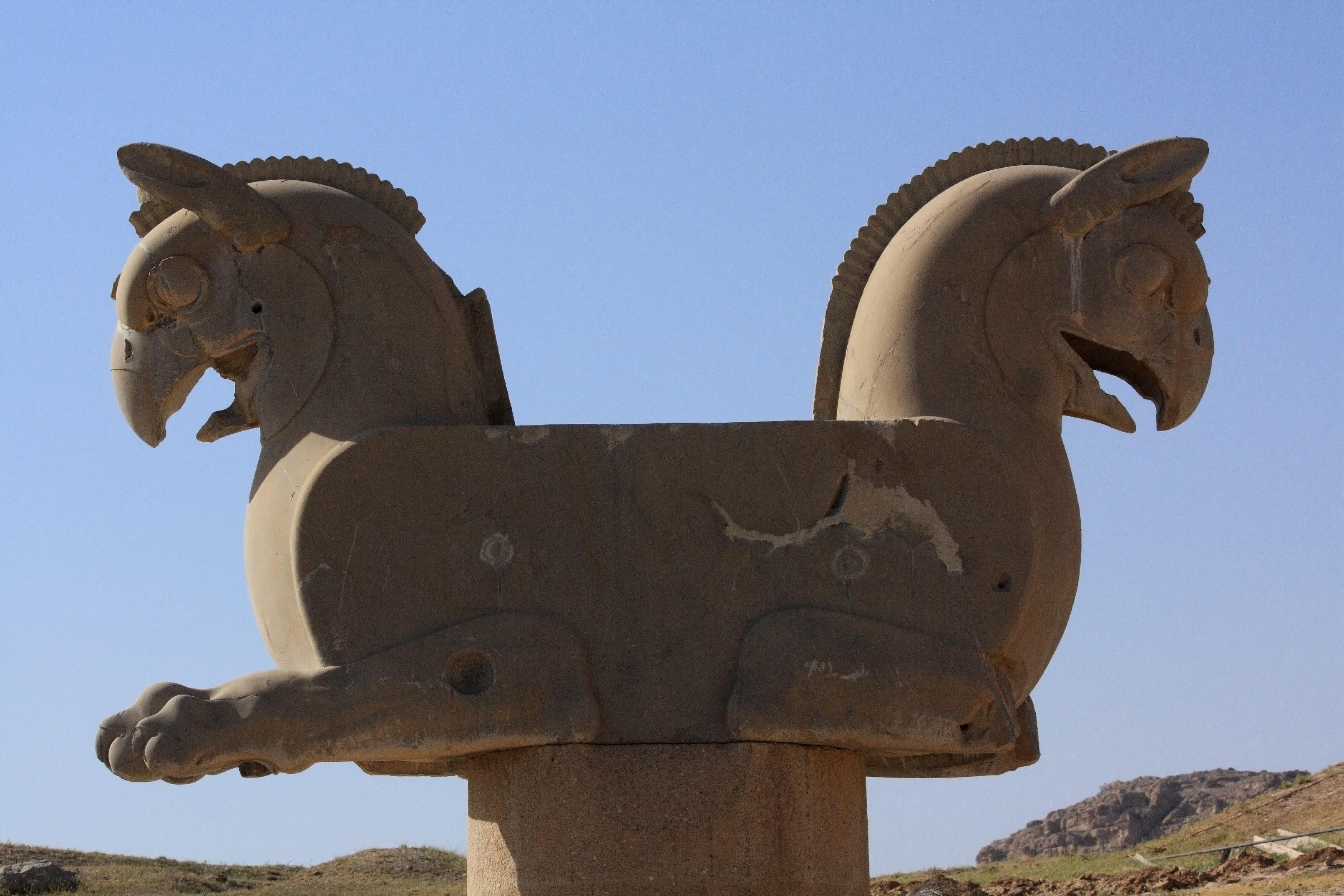 Free Images Sand Dog Sandstone Monument Statue Lion Gargoyle Sculpture Art Carving Iran Persepolis Ancient History 4272x2848 709291 Free Stock Photos Pxhere