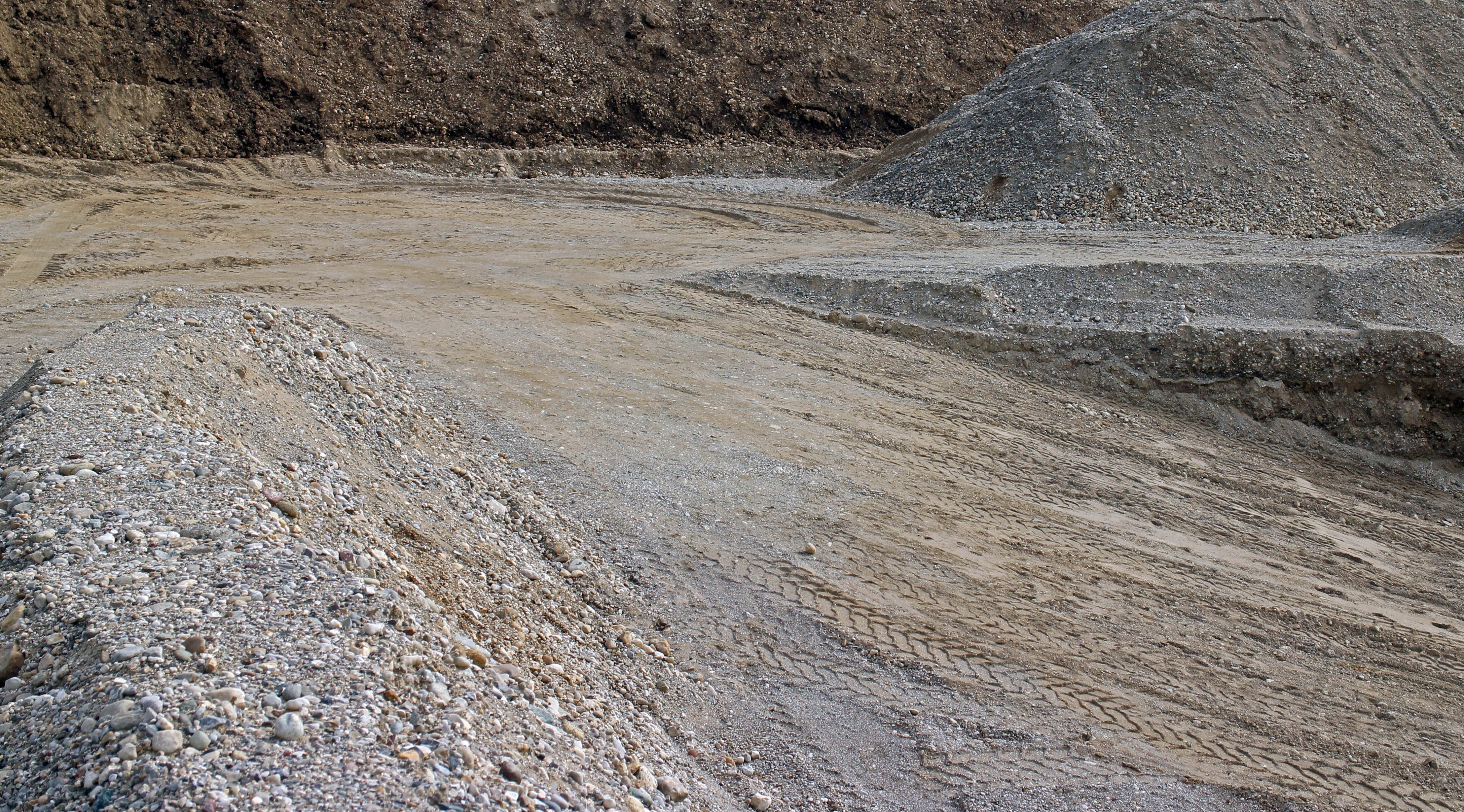 Free Images : sand, rock, valley, soil, ridge, grey, stones
