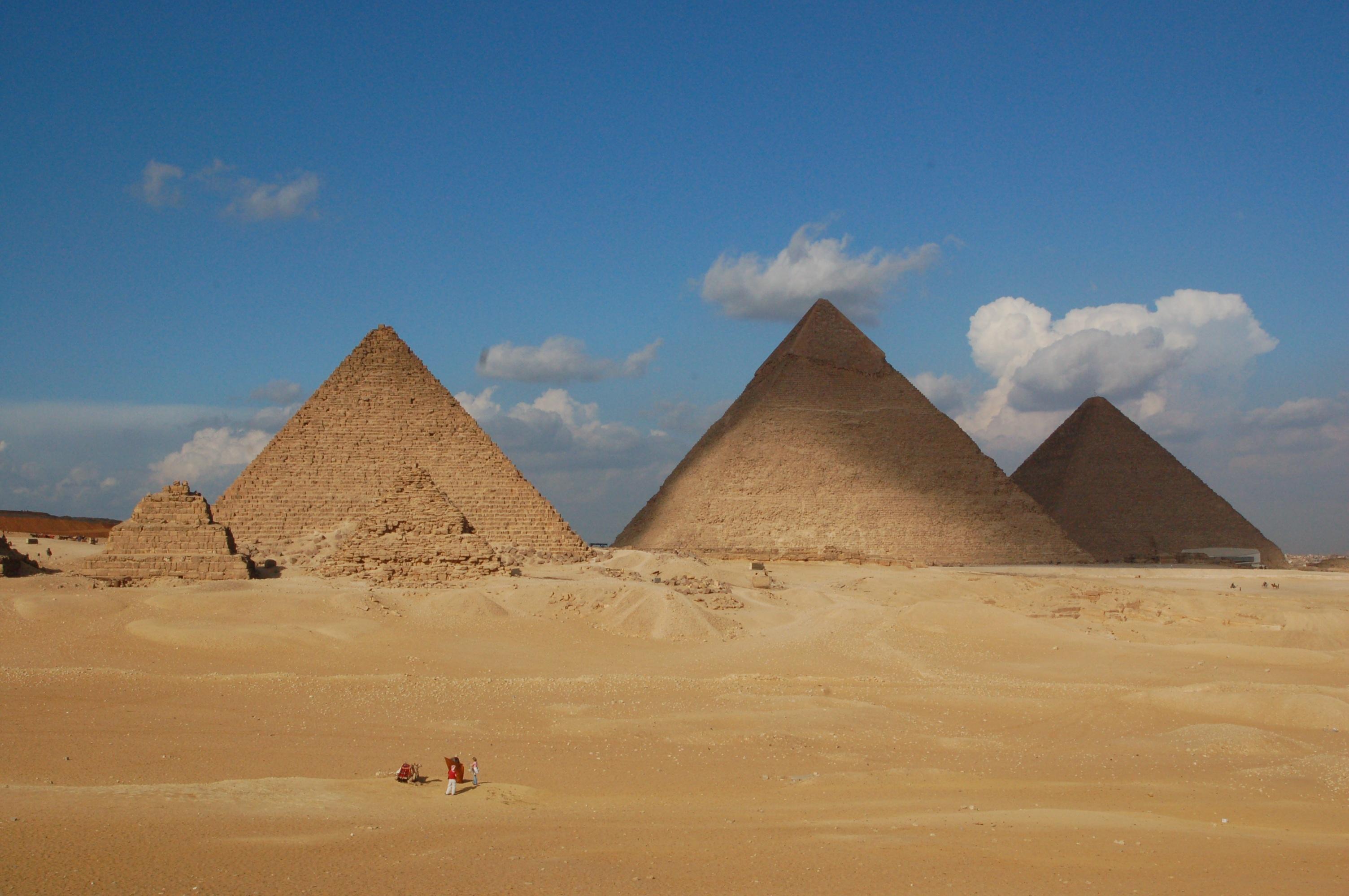 красивые картинки египетские пирамиды