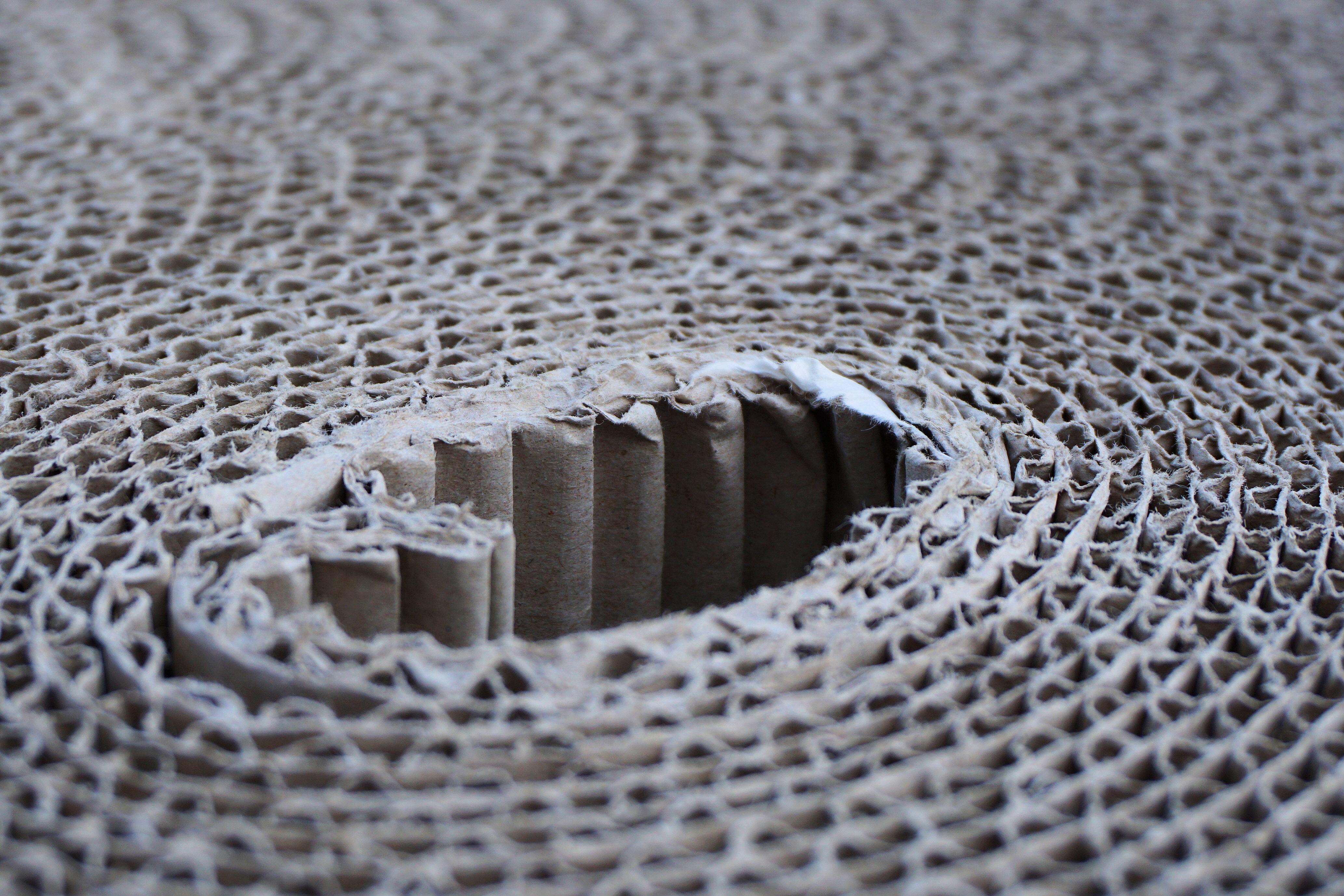 Kostenlose Foto Sand Transport Papier Material Kreis