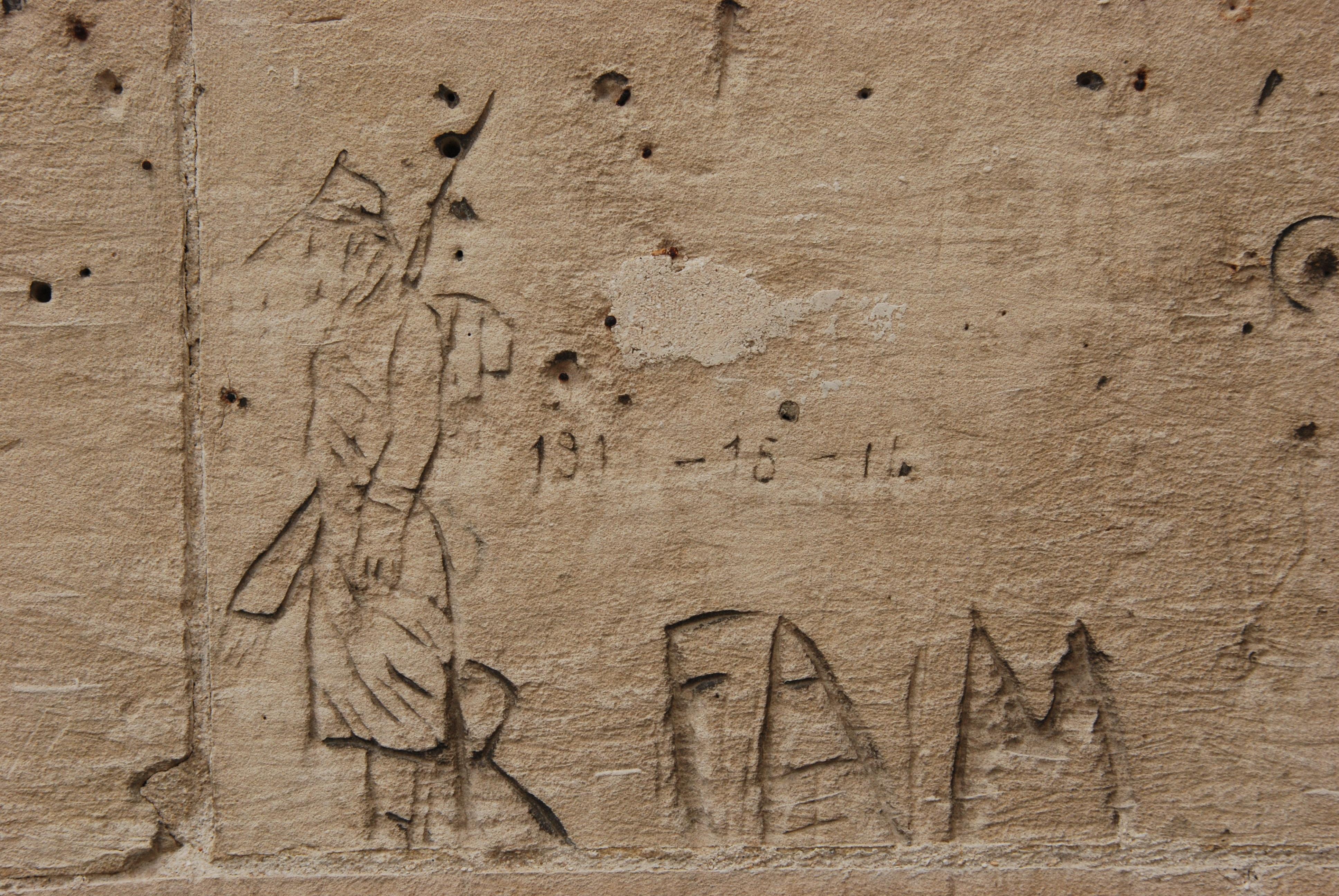 Gambar Pasir Kayu Tekstur Dinding Militer Perancis