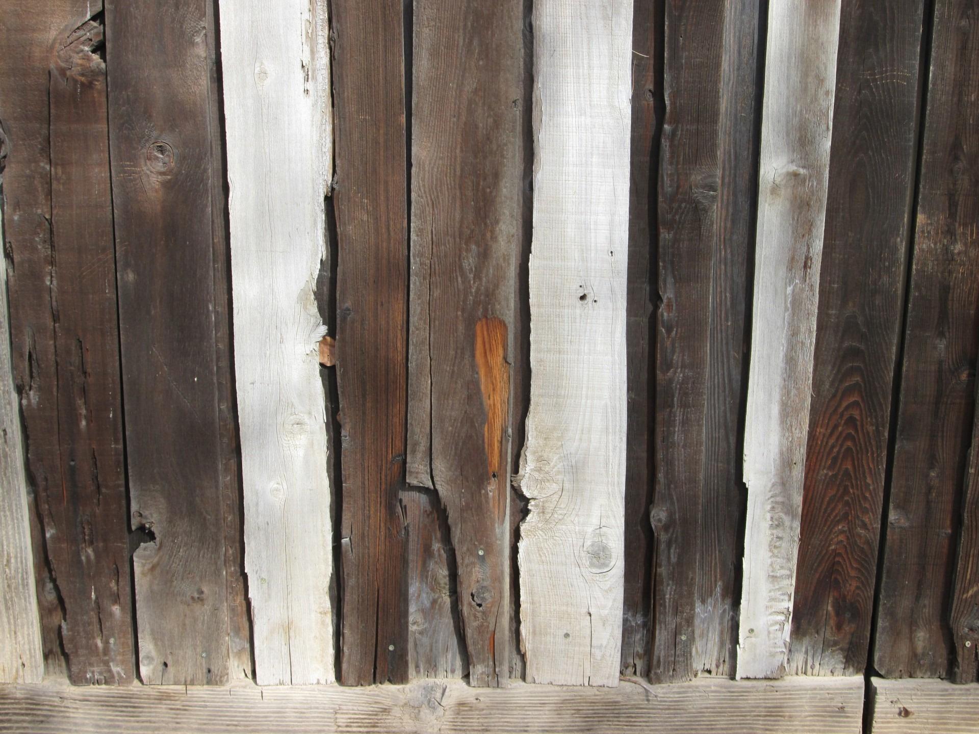 Wooden fences, fences: photos of original structures 76