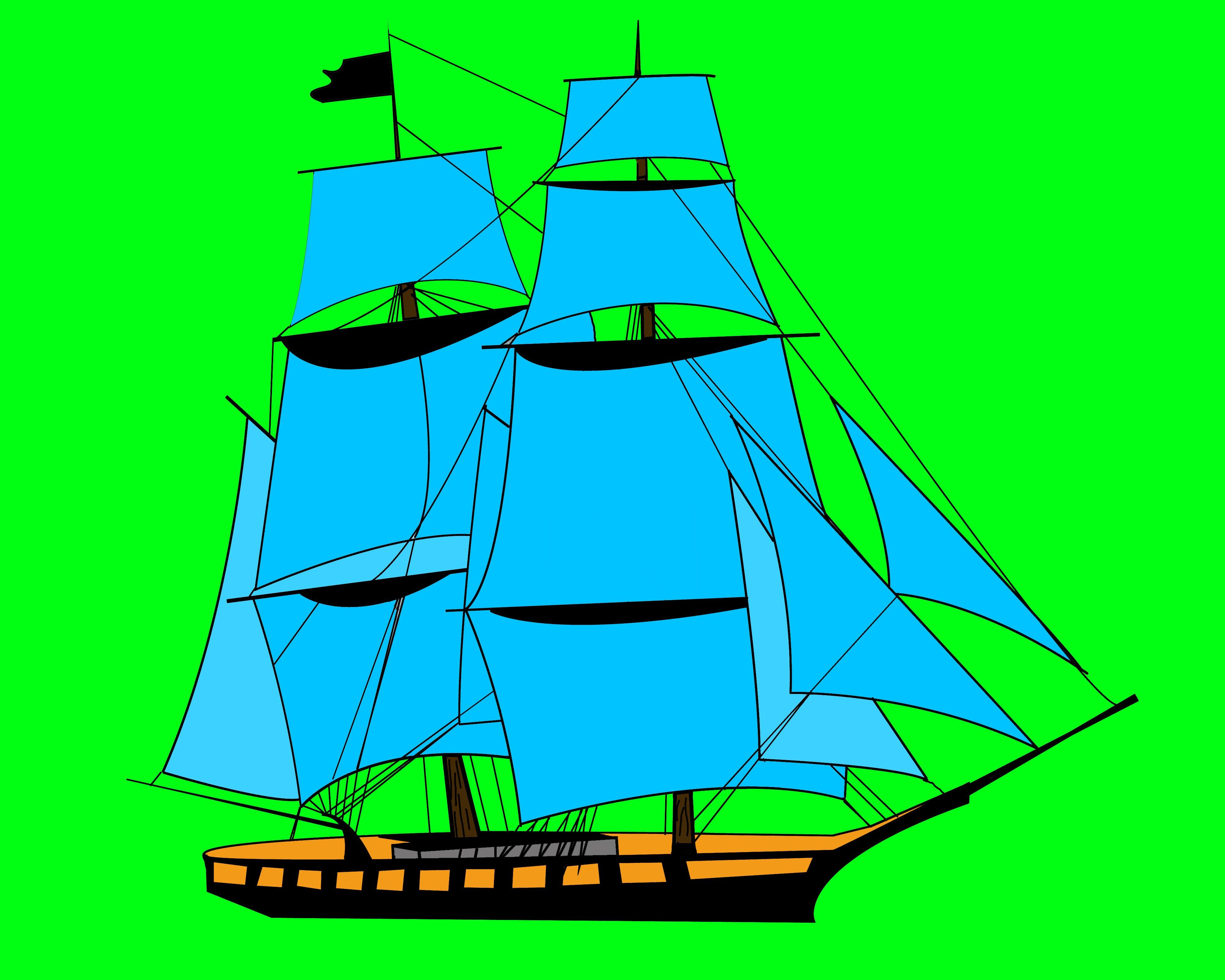 Kostenlose foto : Meer, Boot, Schiff, Linie, Fahrzeug, Mast ...