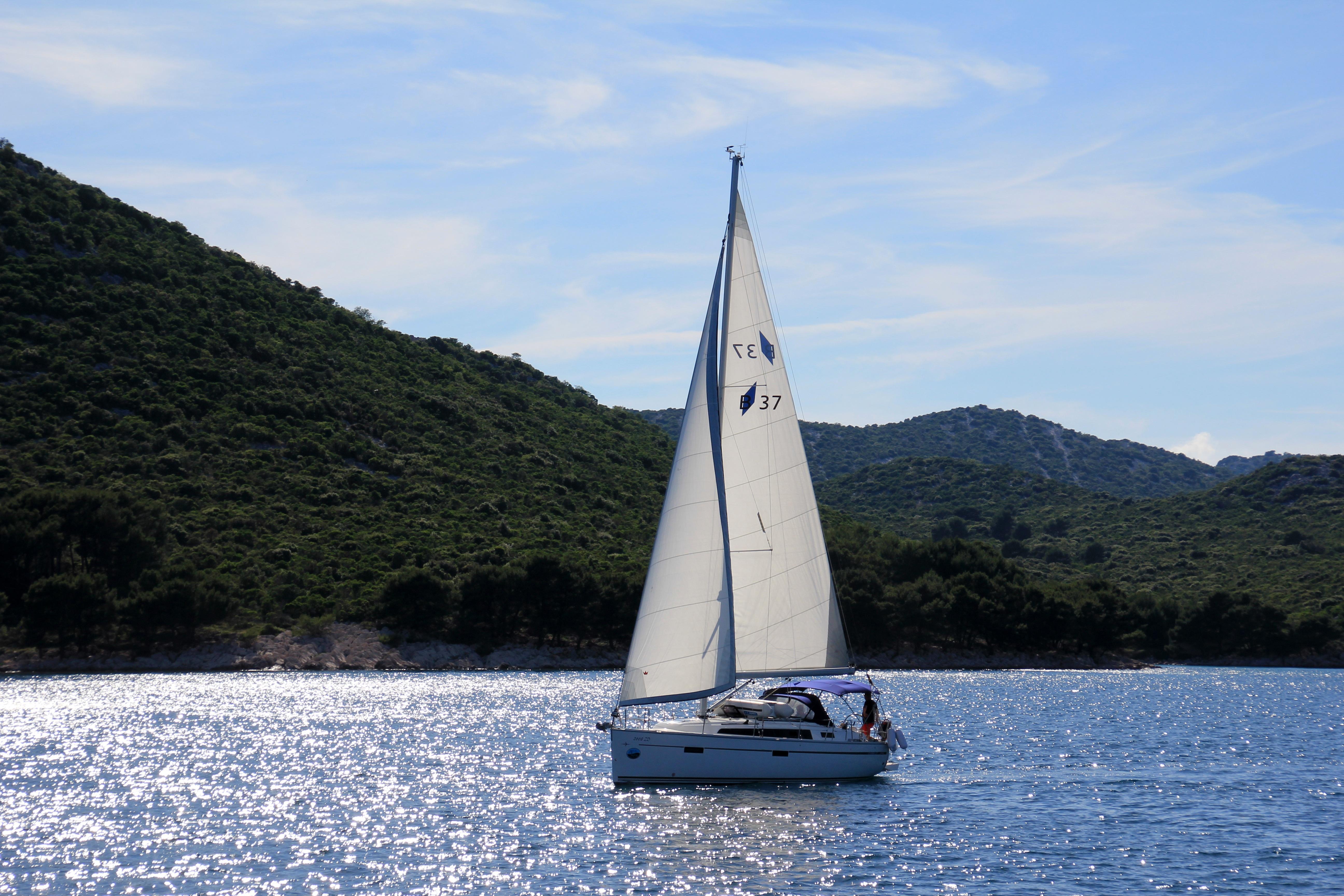 Картинки лодки с парусом, открытки поздравительная открытка
