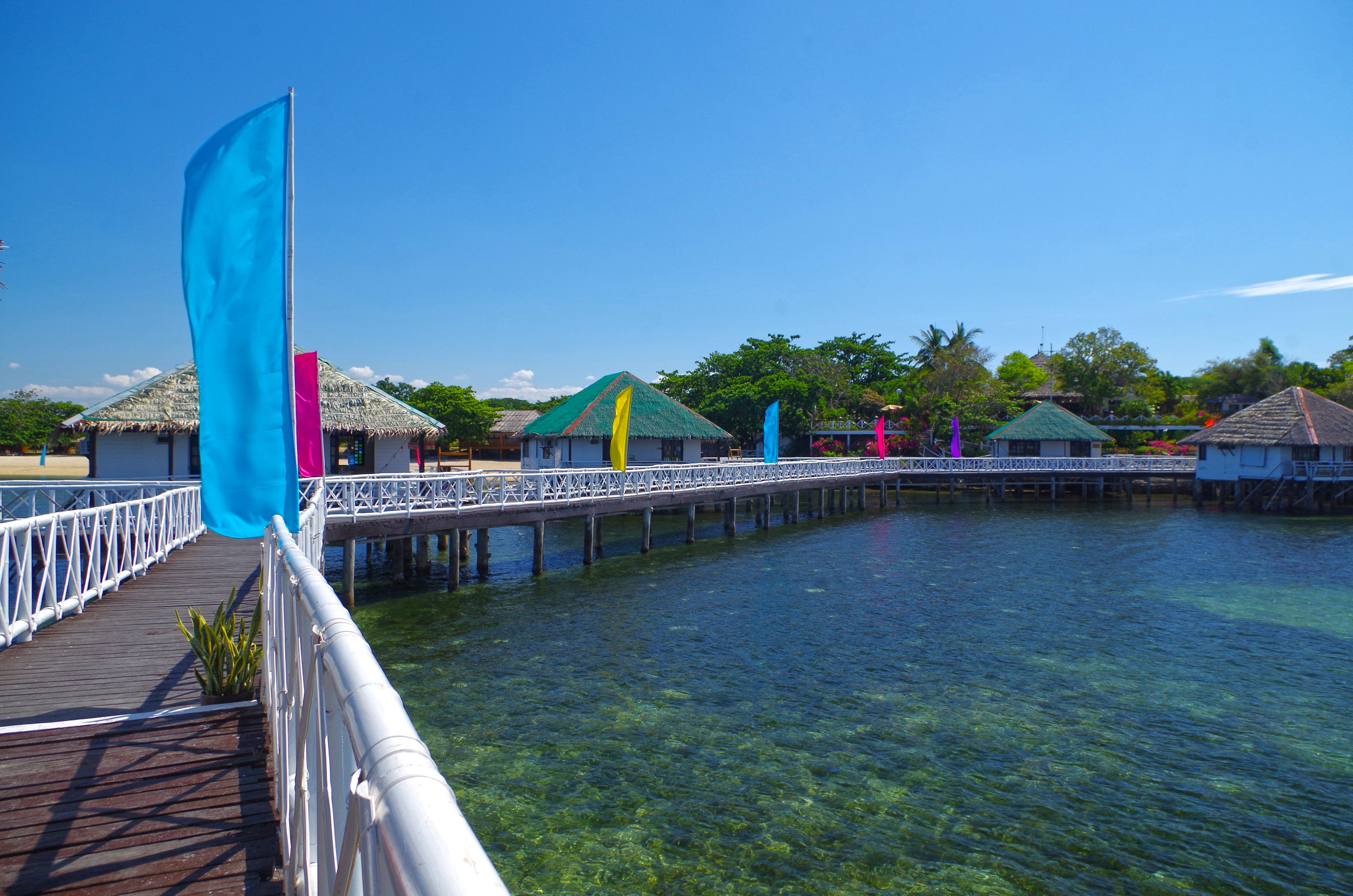 Free Images : sea, bridge, vacation, swimming pool, bay ...