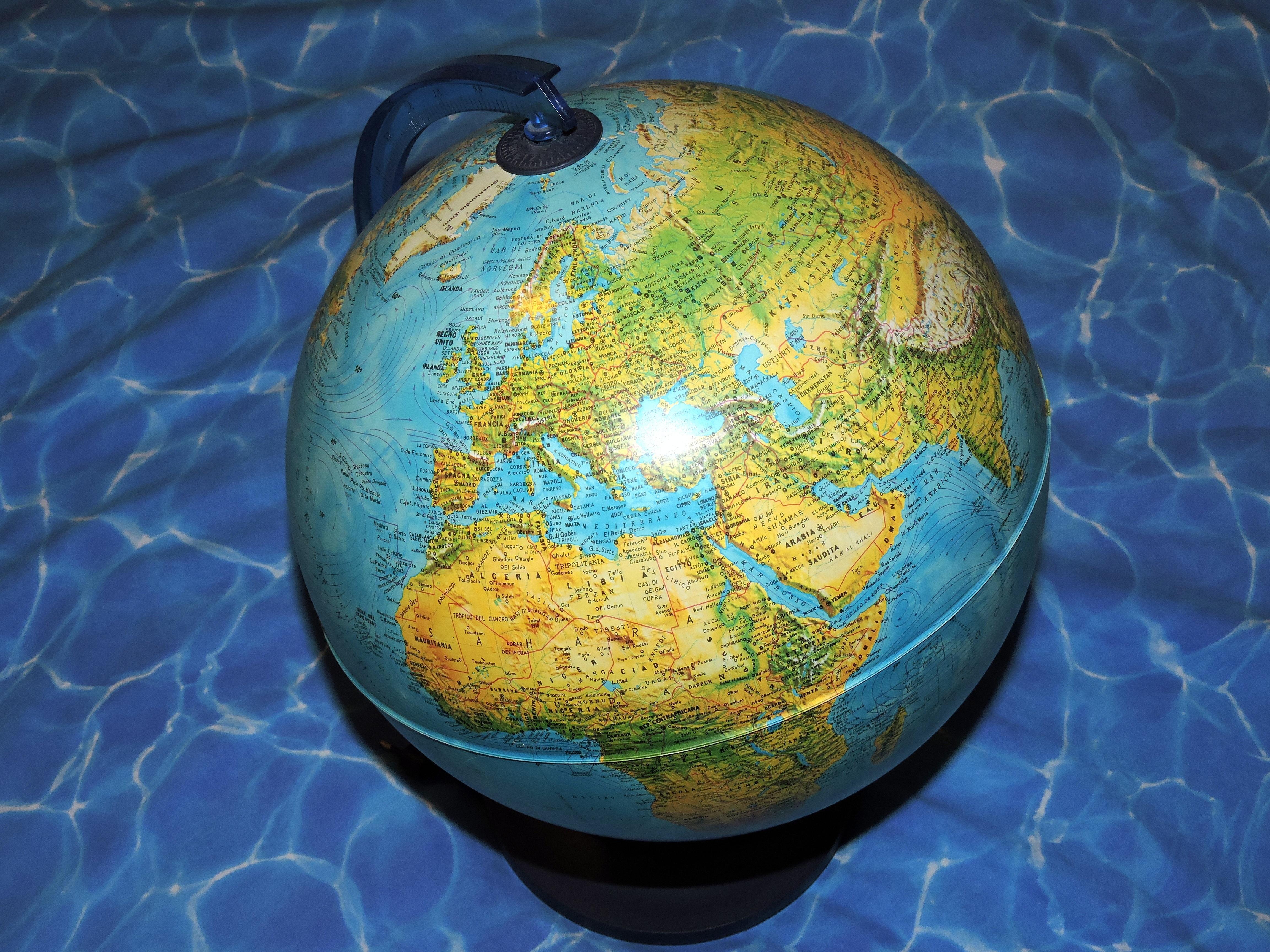 Free Images  sea circle globe egg earth ball sphere planet