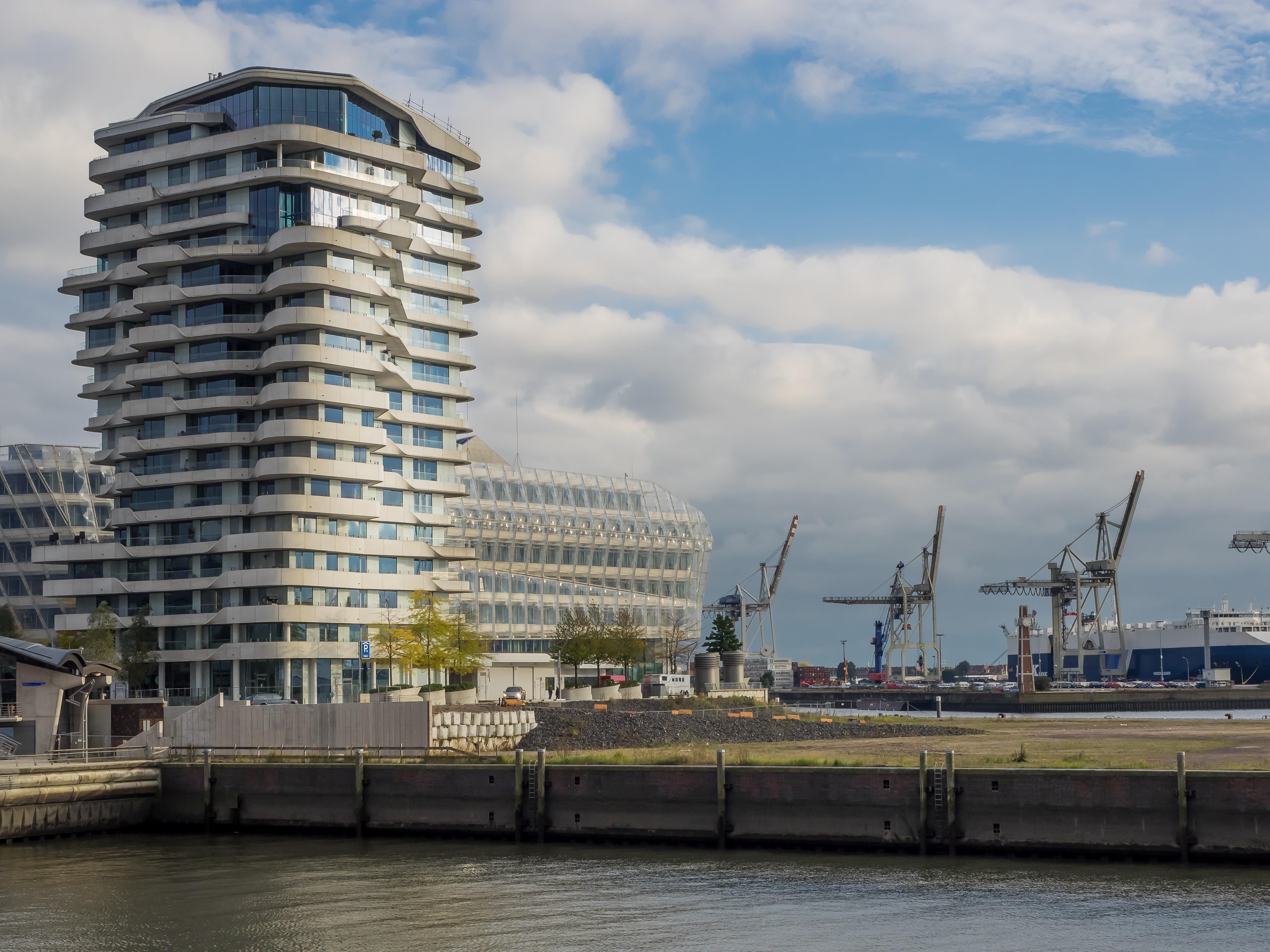 Kostenlose Foto Meer Kuste Dock Die Architektur Boot Skyline