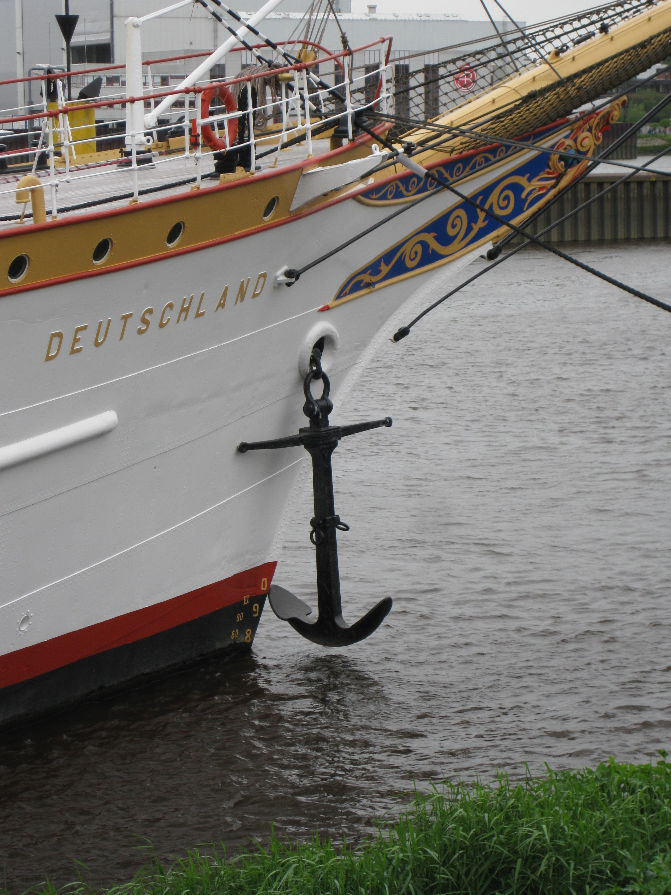 фото картинки якорей и кораблей главное