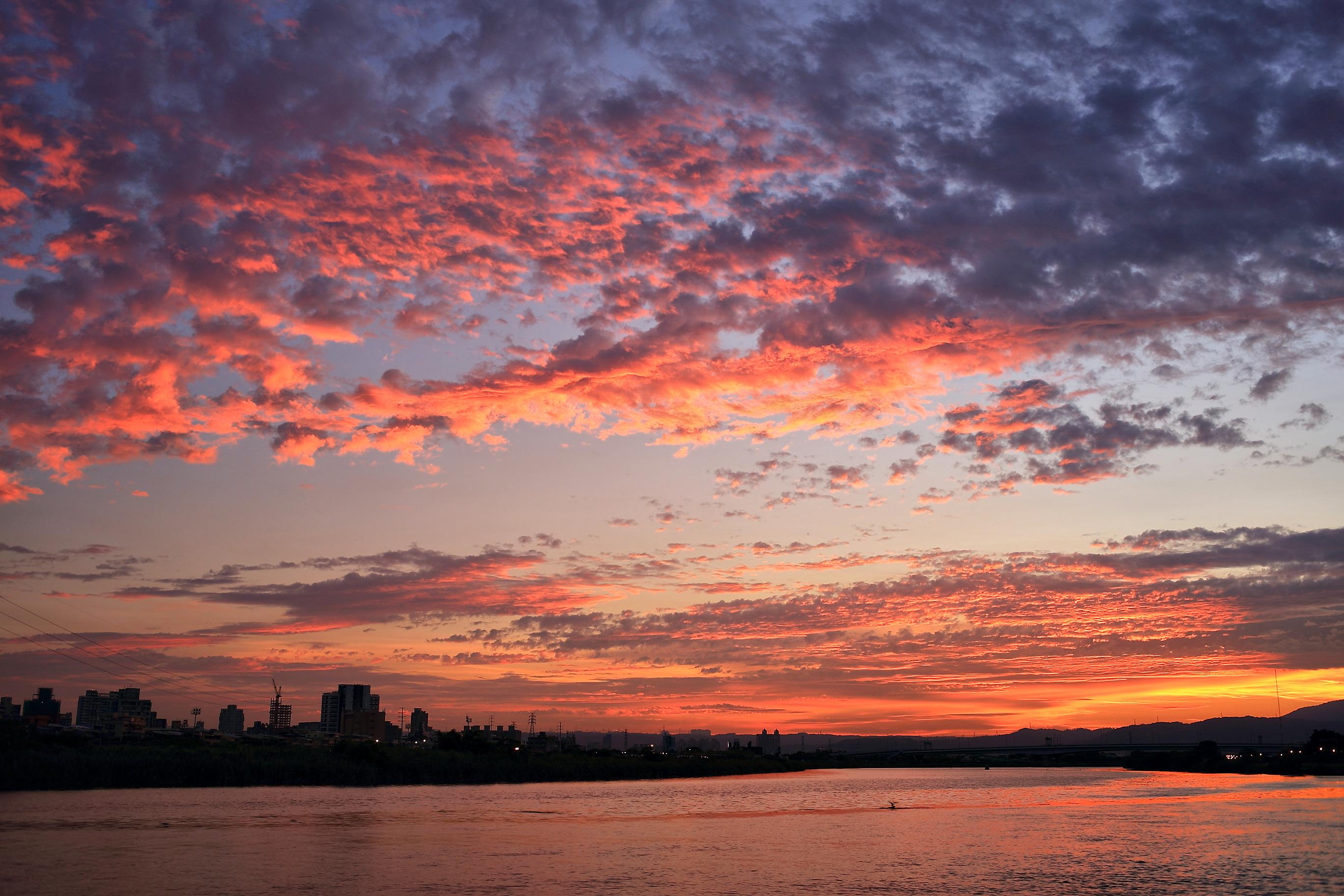 как фотографировать закаты и рассветы заинтересовались многие